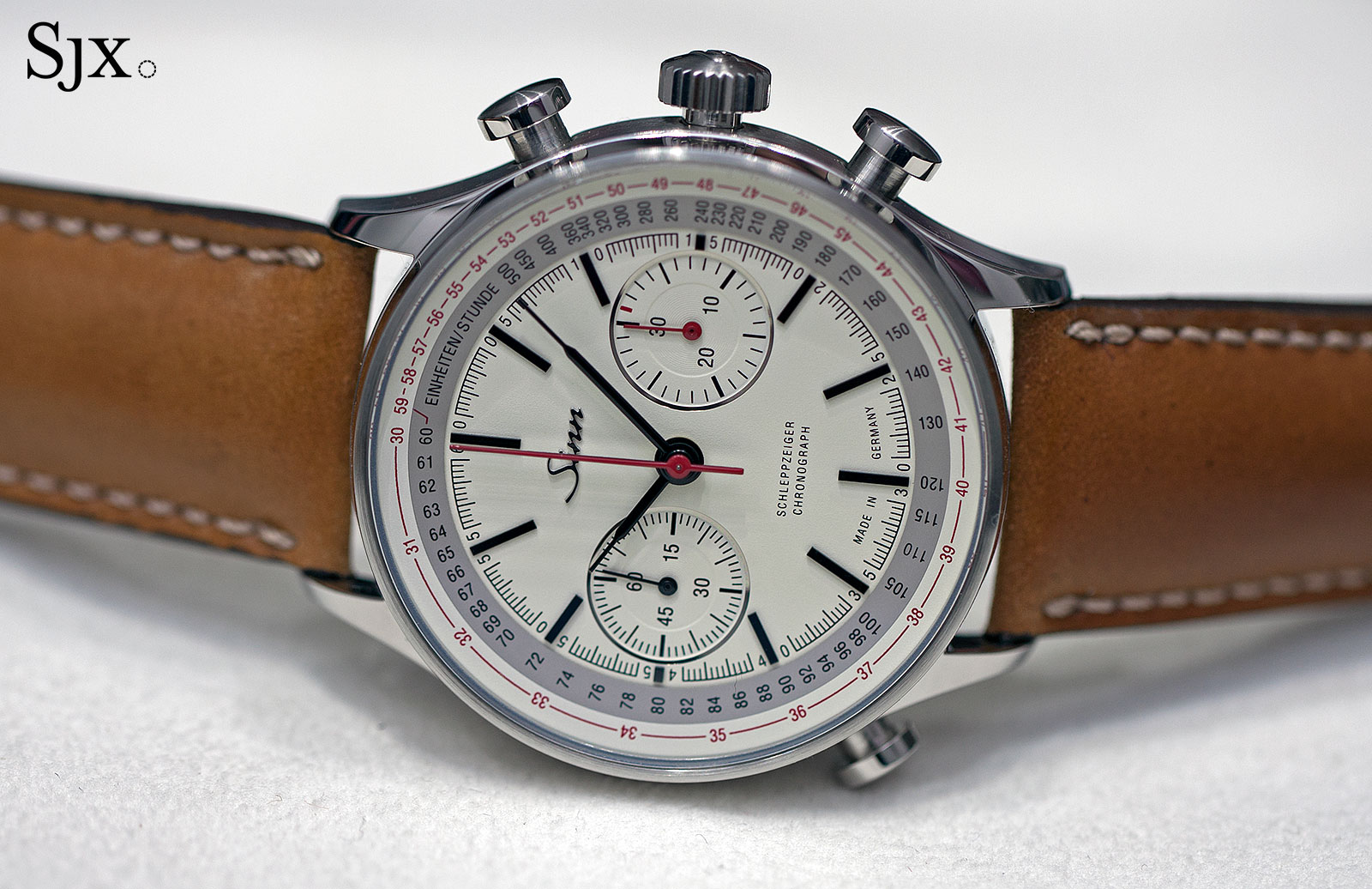 Sinn 910 Anniversary split-seconds chronograph 1