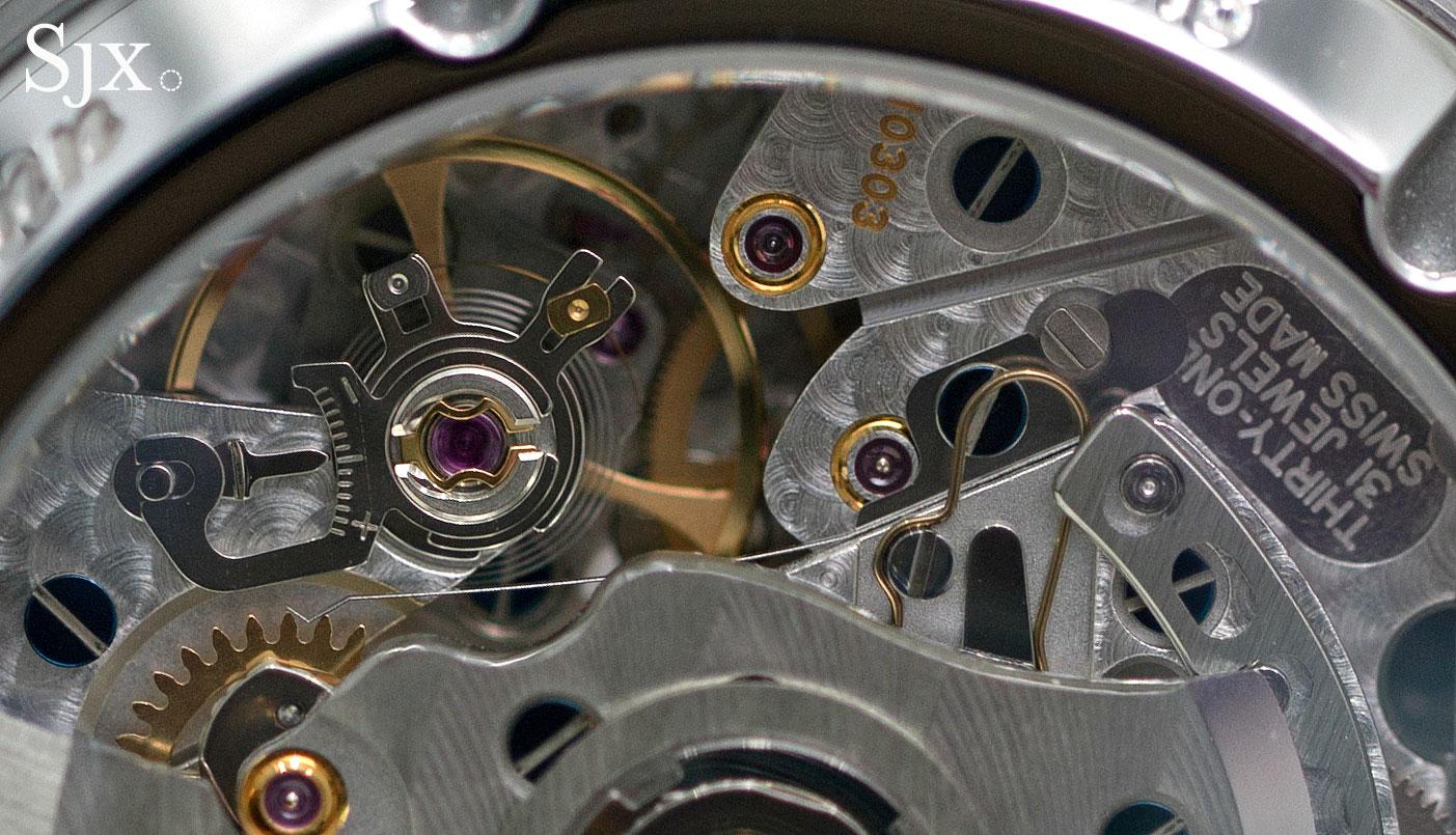 Sinn 910 Anniversary split-seconds chronograph 10