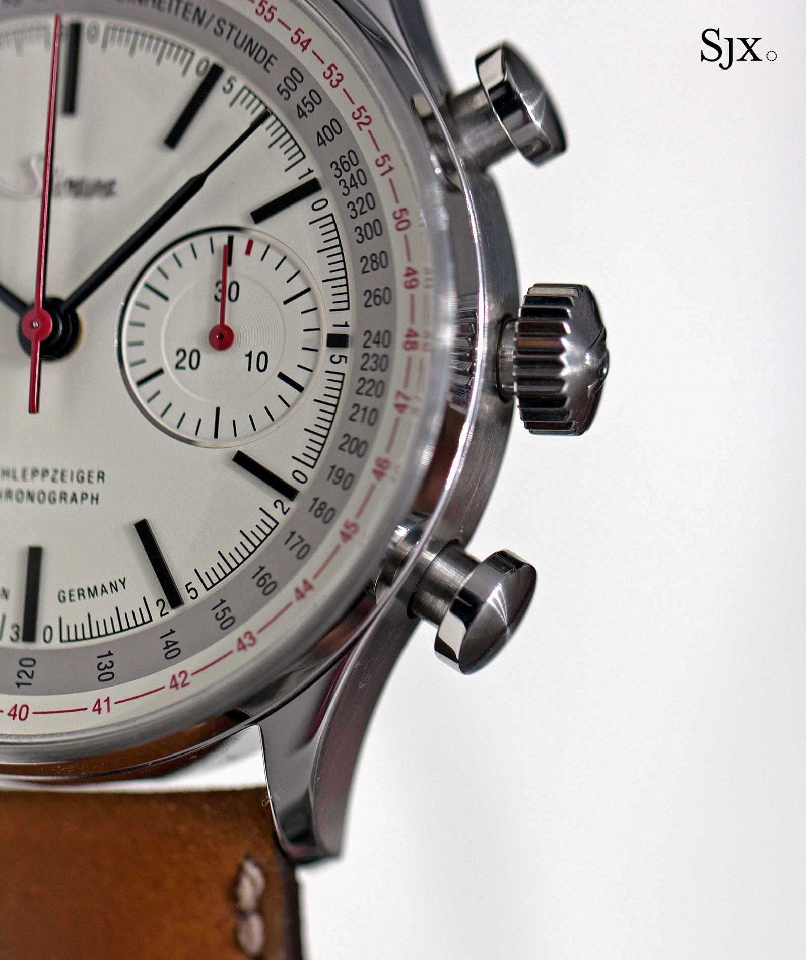 Sinn 910 Anniversary split-seconds chronograph 5