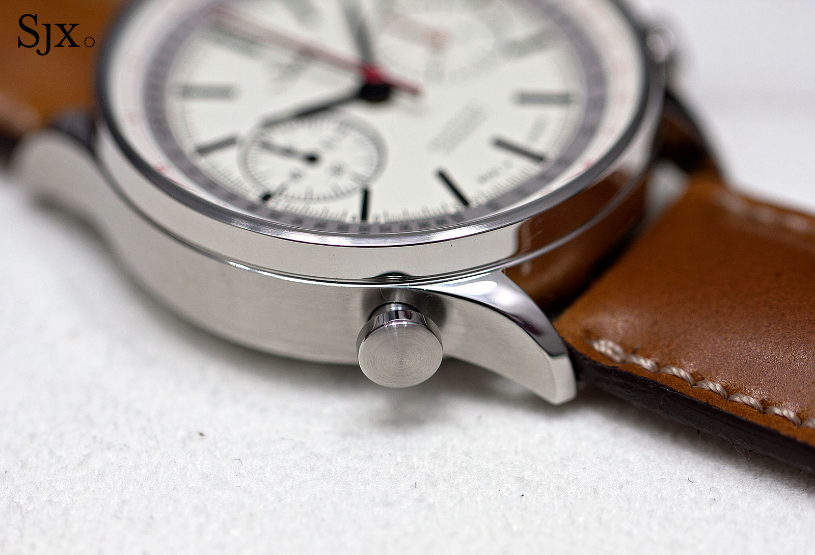 Hands on with the sinn 910 anniversary a split seconds chronograph
