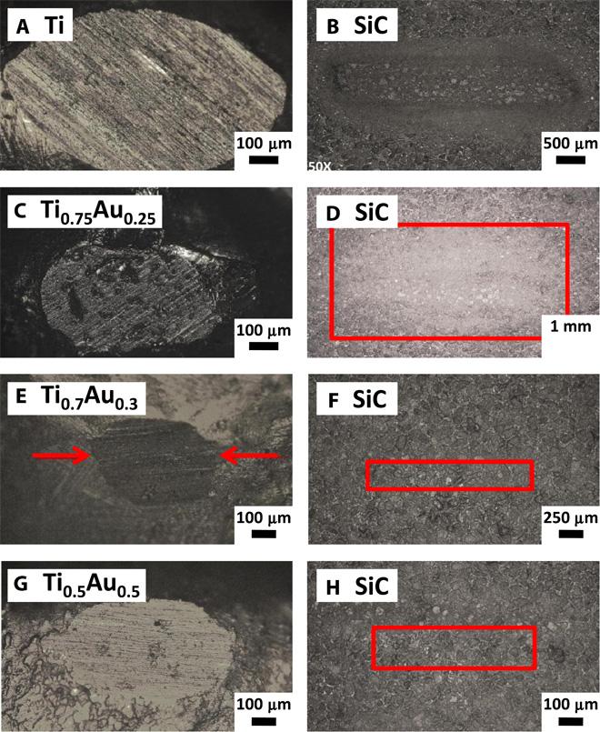 Ti3Au titanium gold alloy
