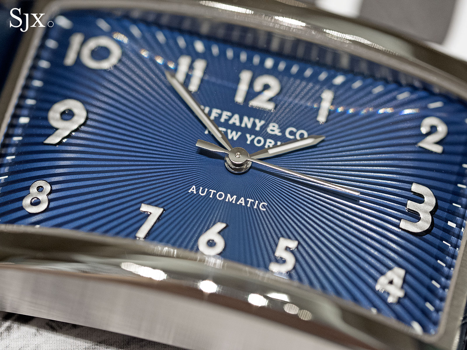 Tiffany & Co. East West Automatic steel 2