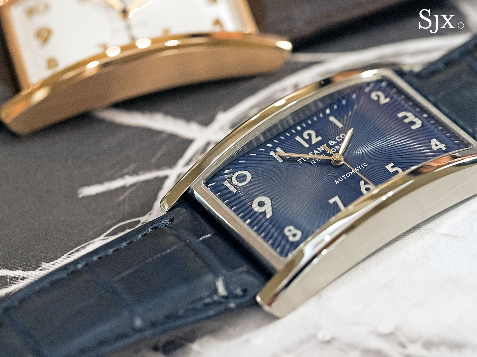 Tiffany & Co. East West Automatic steel 3