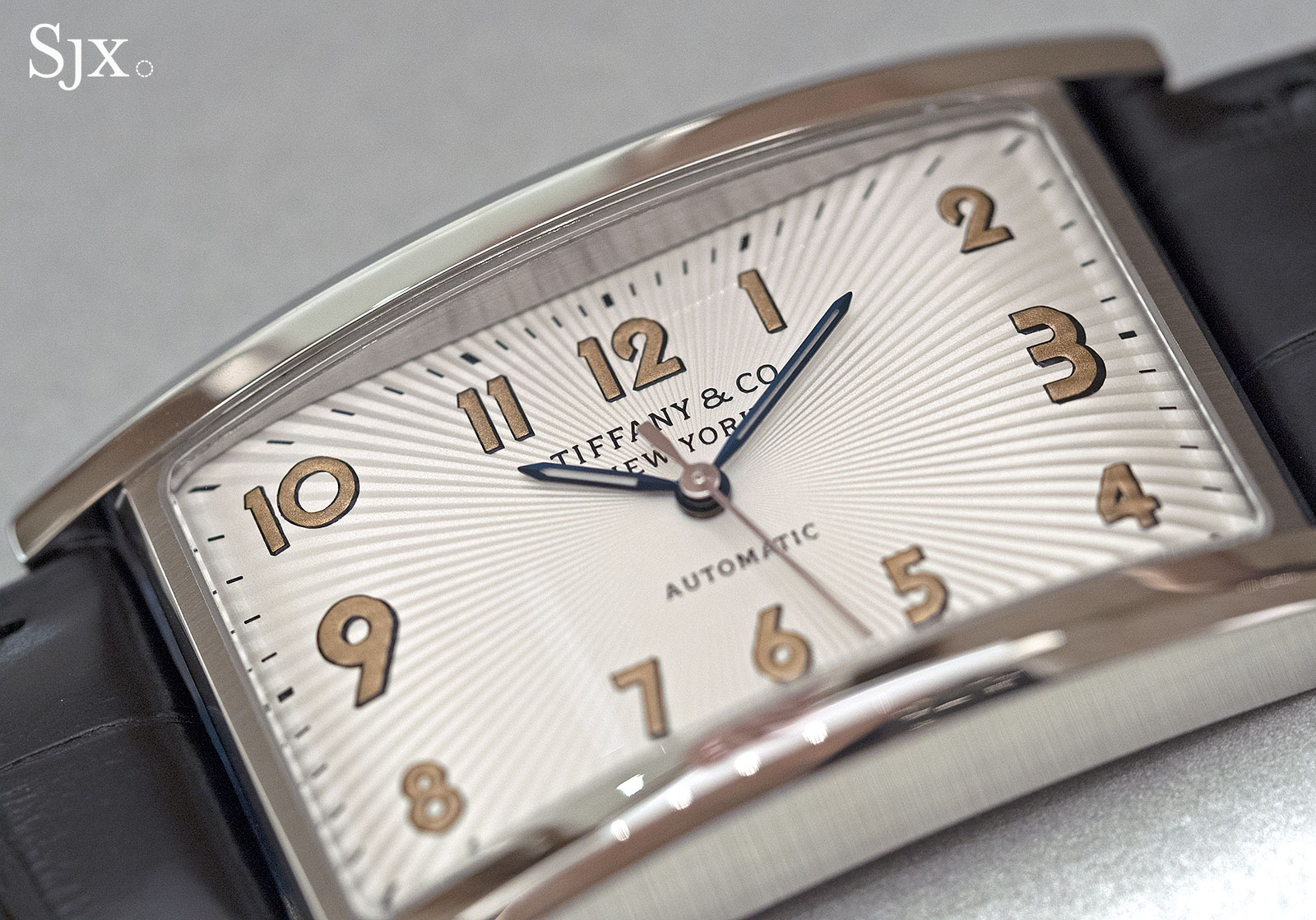 Tiffany & Co. East West Automatic steel 4