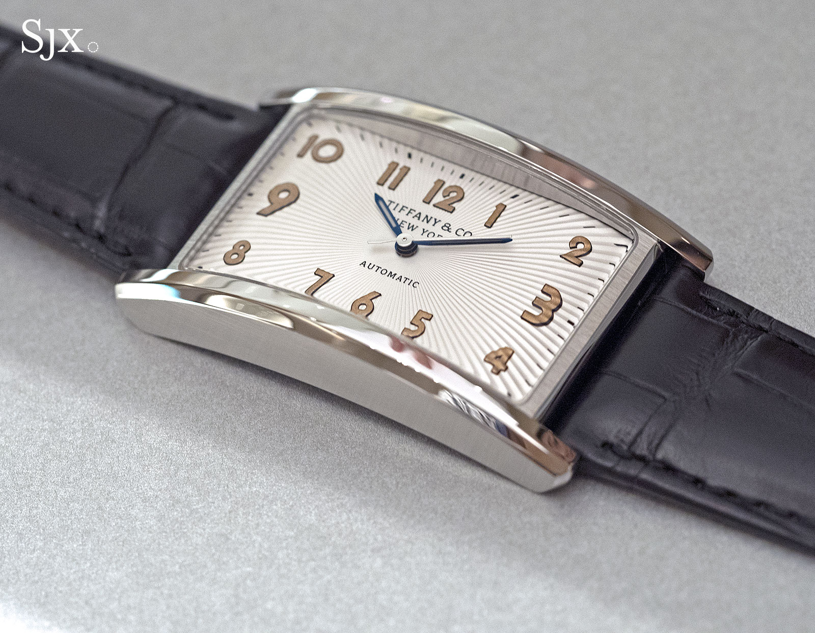 Tiffany & Co. East West Automatic steel 5
