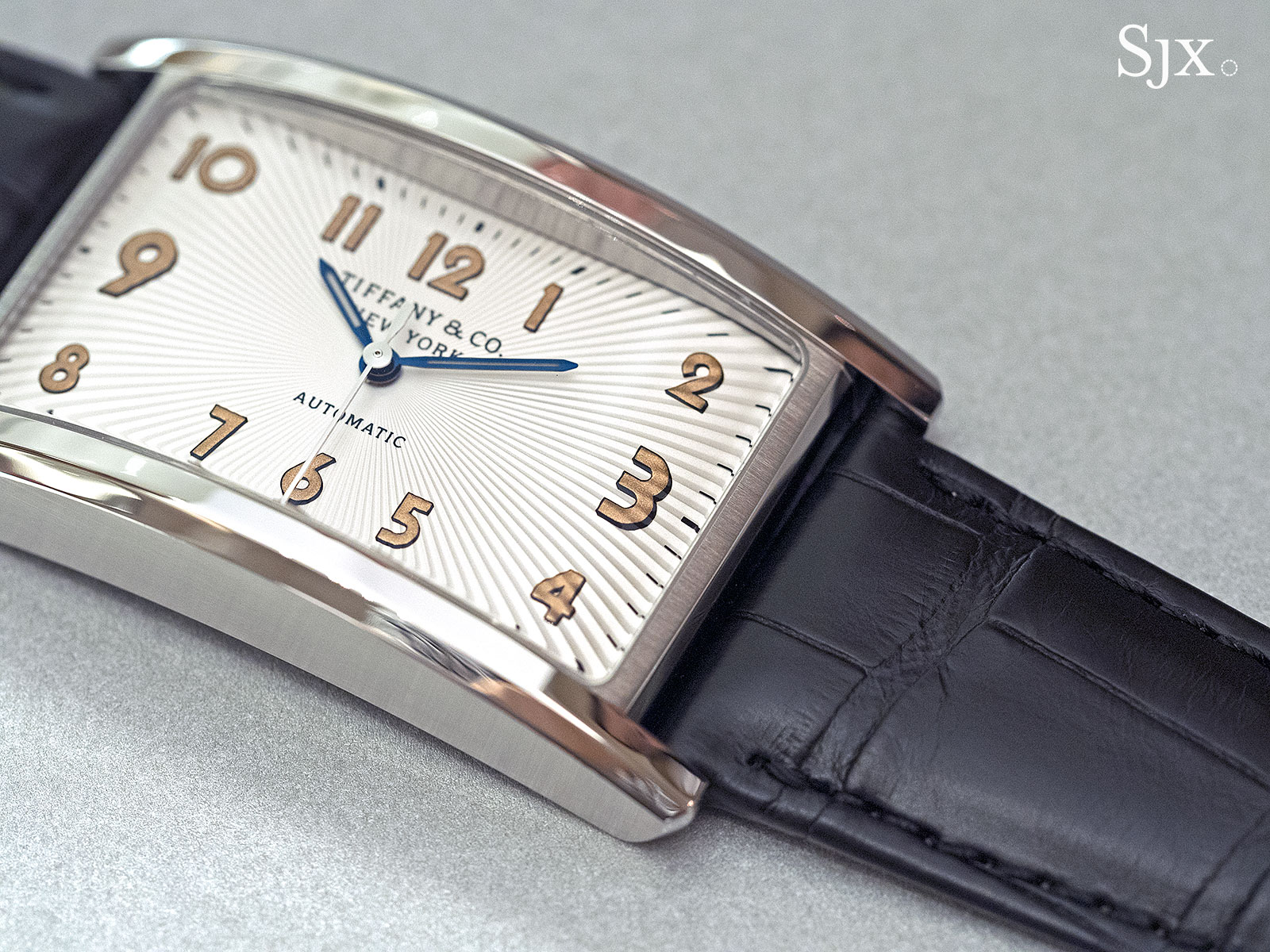 Tiffany & Co. East West Automatic steel 6