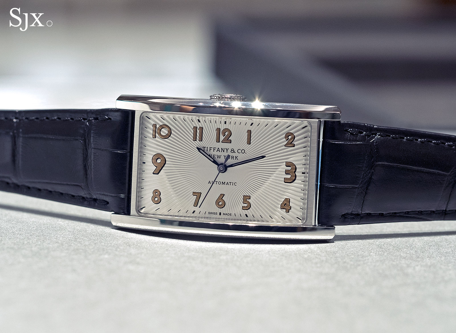 Tiffany & Co. East West Automatic steel 7