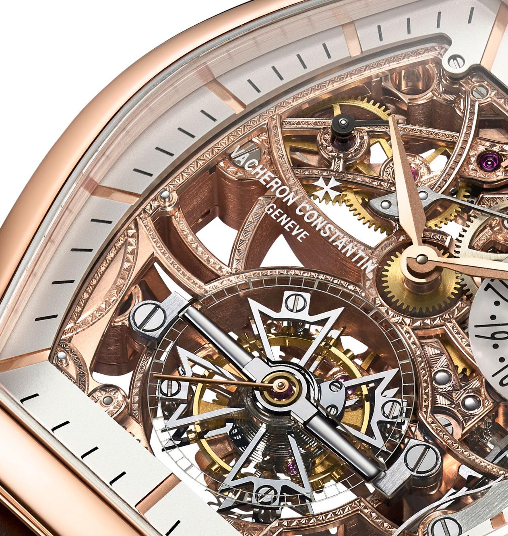 Vacheron Constantin Malte Tourbillon Openworked pink gold 1