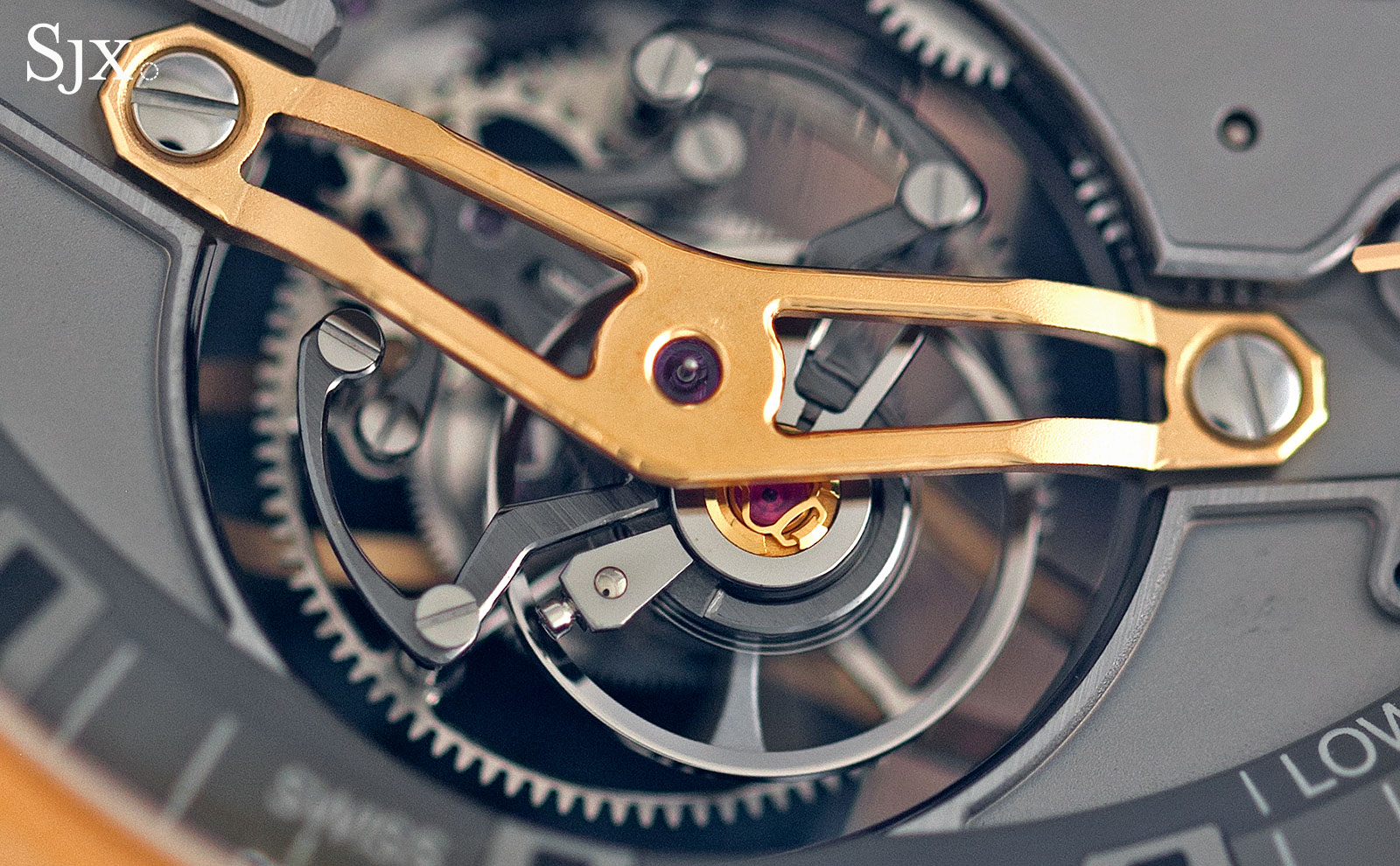 Zenith Academy Georges Favre-Jacot Tourbillon rose gold 3