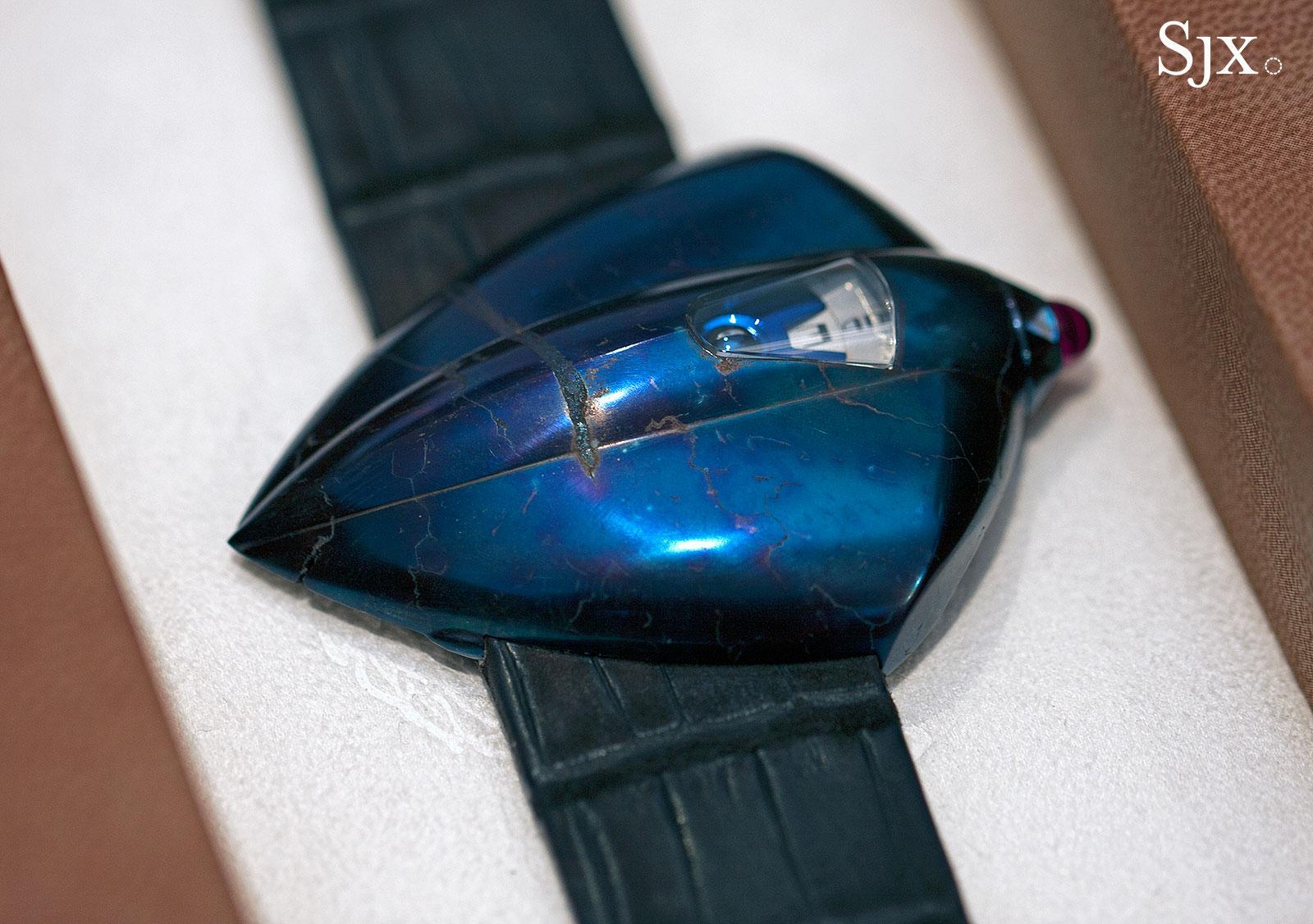 De Bethune Dream Watch 5 Meteorite 1