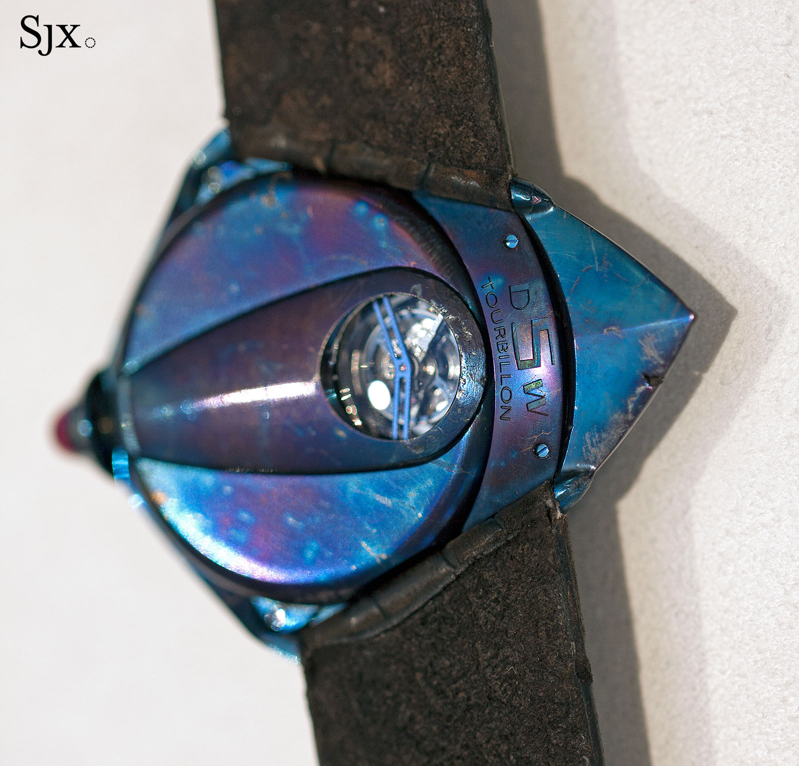 De Bethune Dream Watch 5 Meteorite 4
