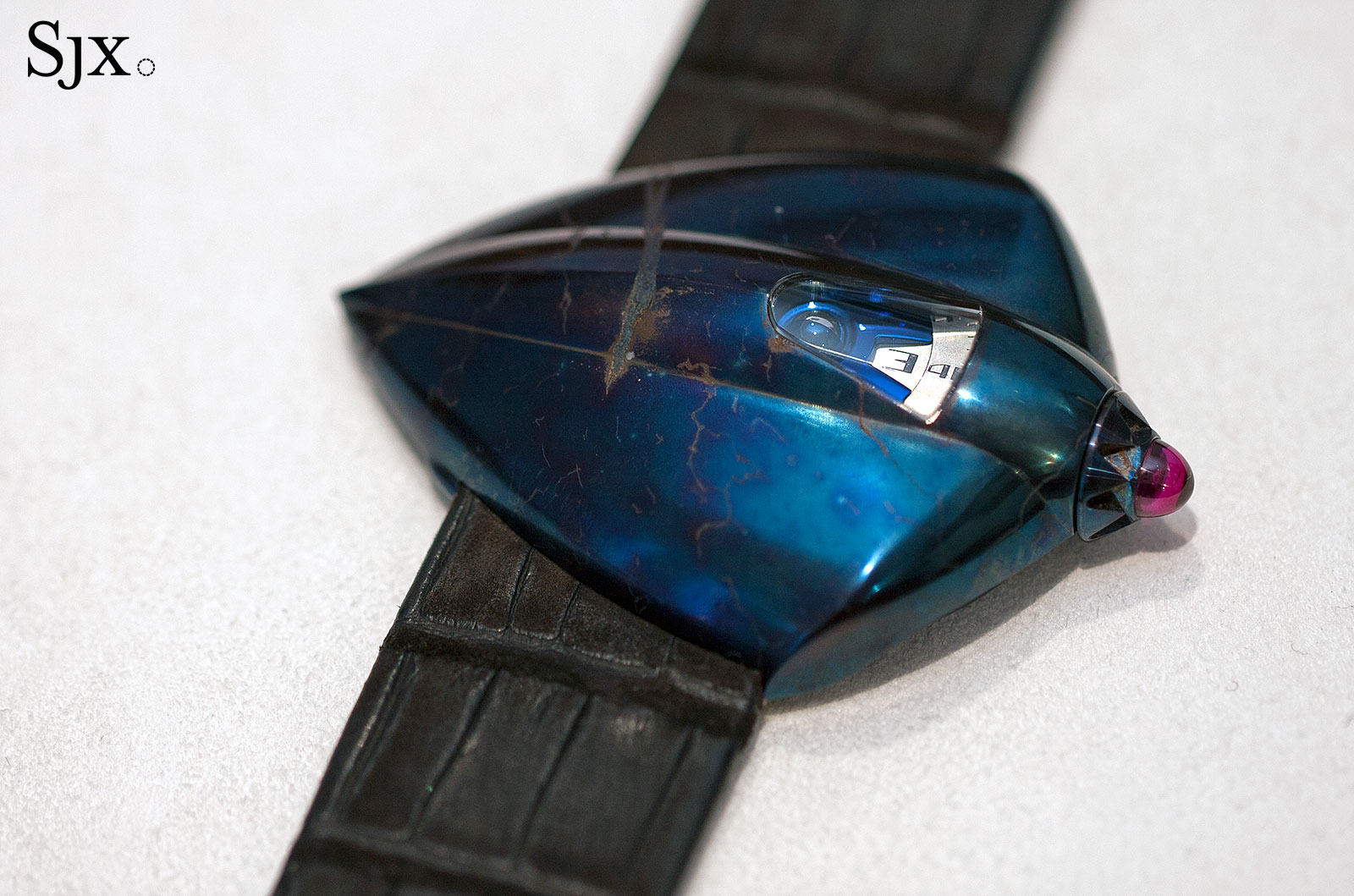 De Bethune Dream Watch 5 Meteorite 6