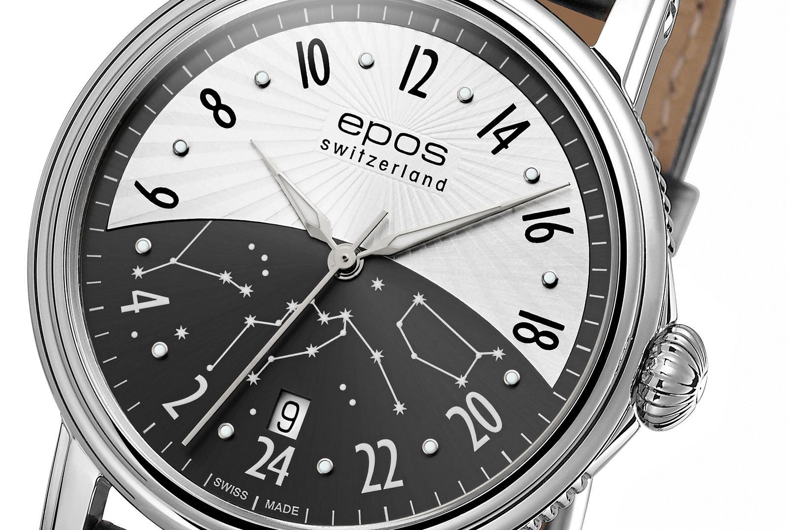 Epos Emotion 3390 24h dial