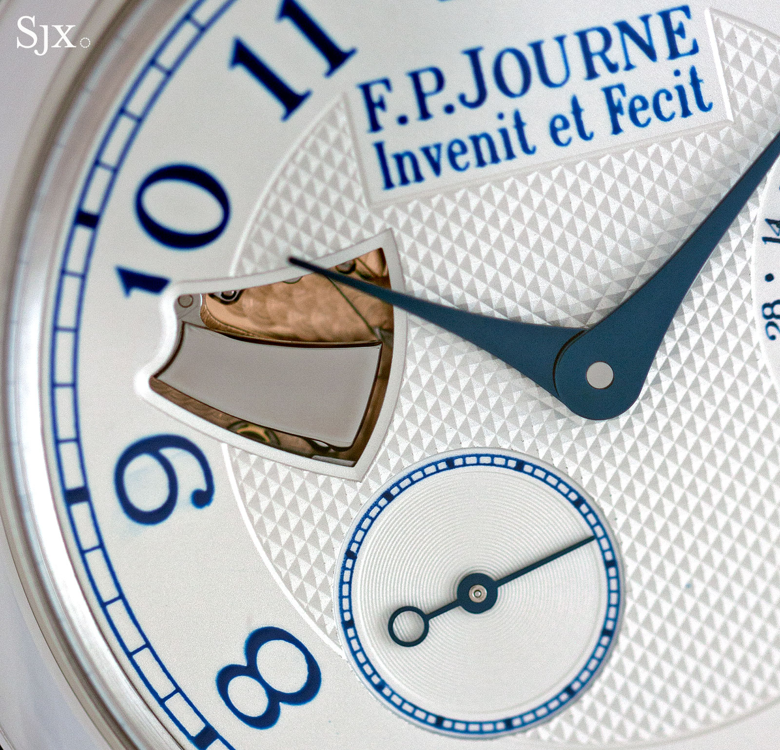 F.P. Journe Souveraine Minute Repeater 2