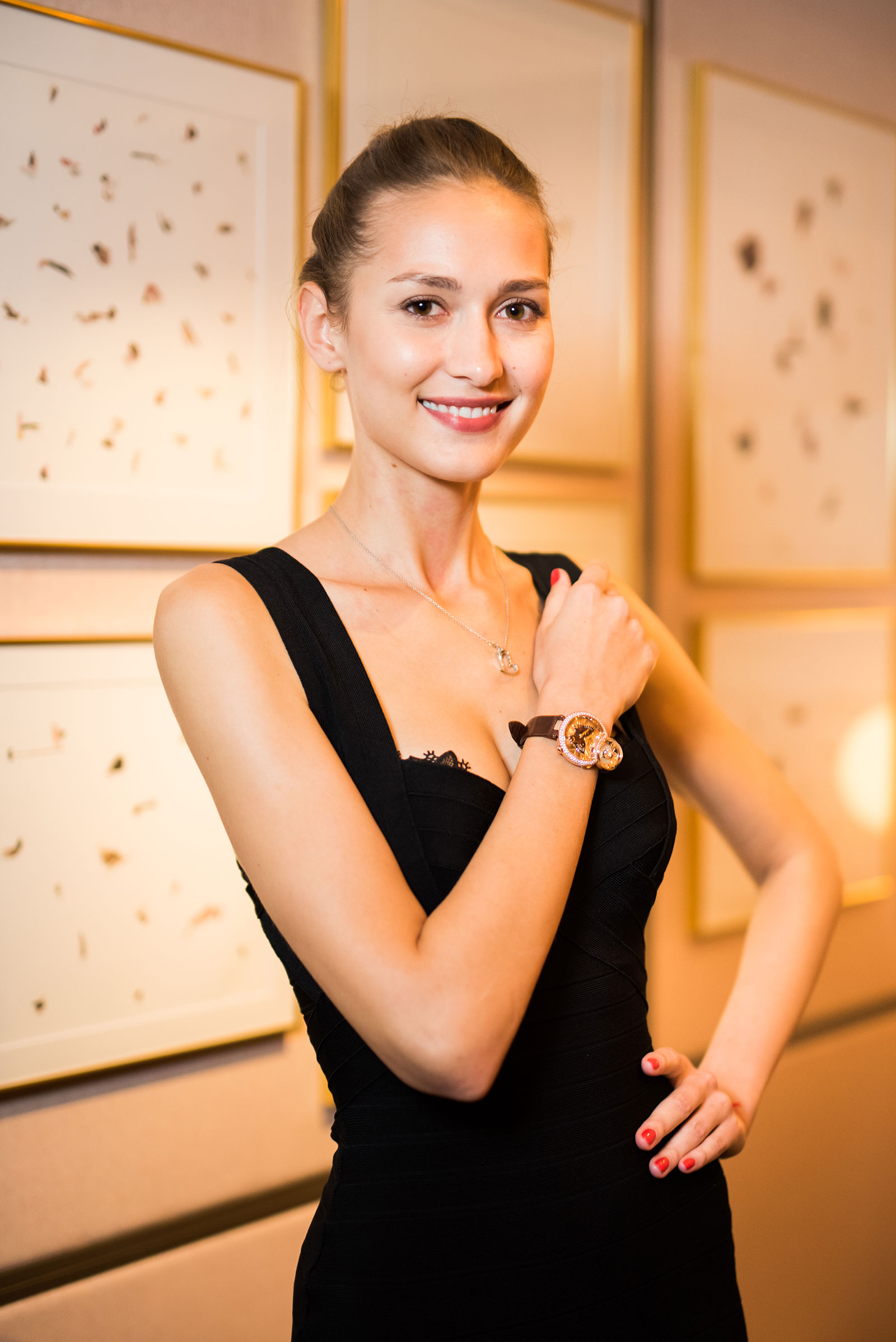 Jaquet Droz Charming Bird Dinner July 2016 8