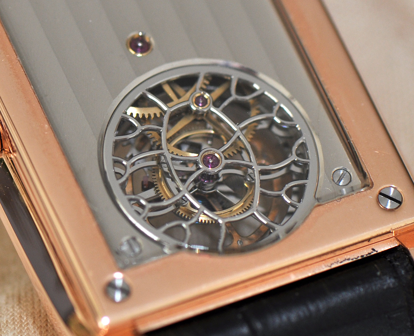 Kaj Korpela Tourbillon Watch 2