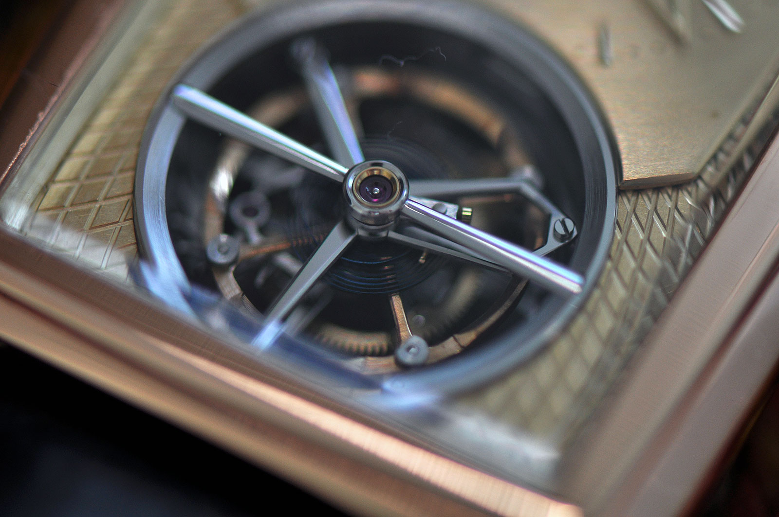 Kaj Korpela Tourbillon Watch 3