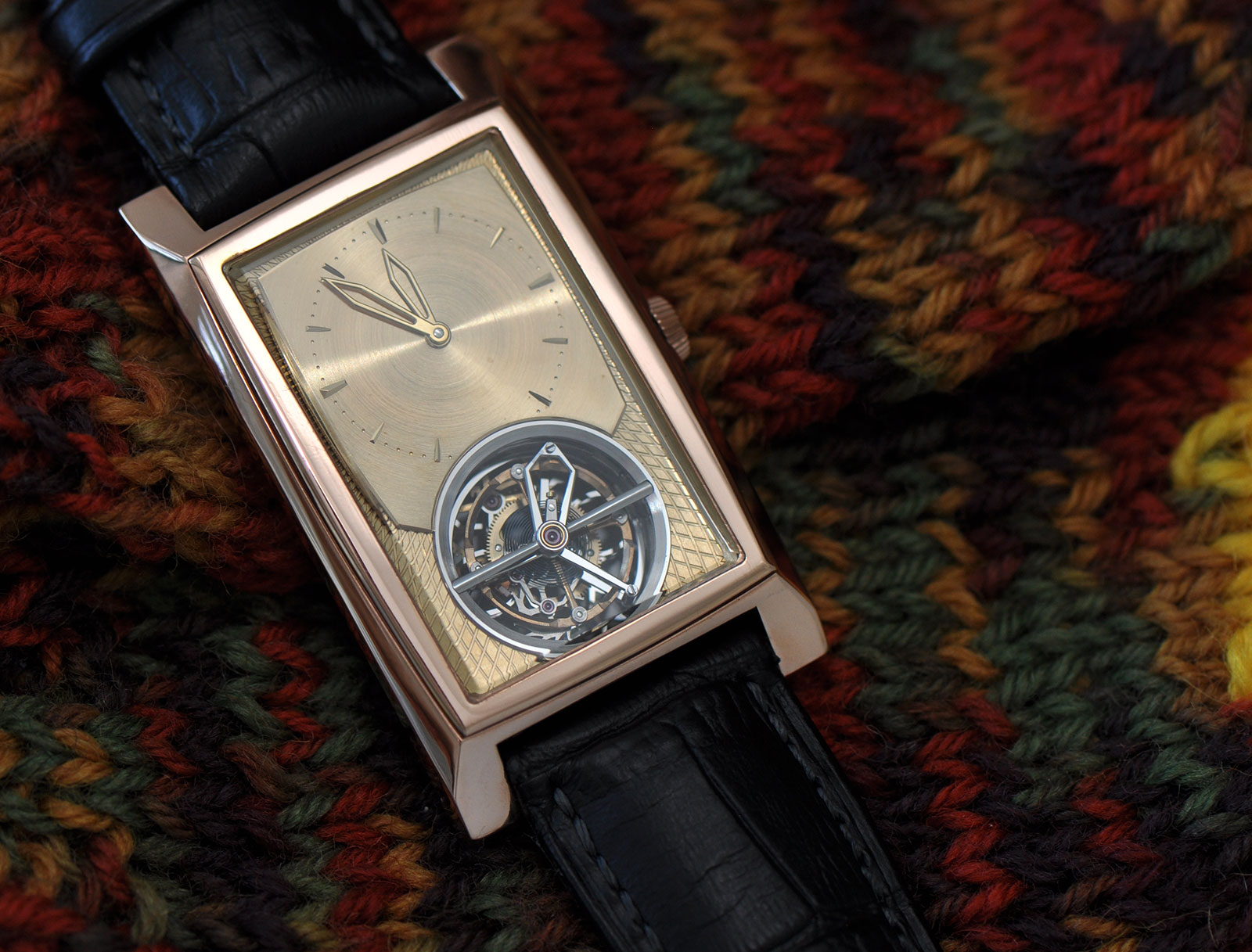 Kaj Korpela Tourbillon Watch 4