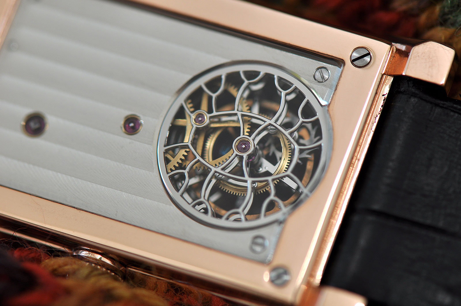Kaj Korpela Tourbillon Watch 6