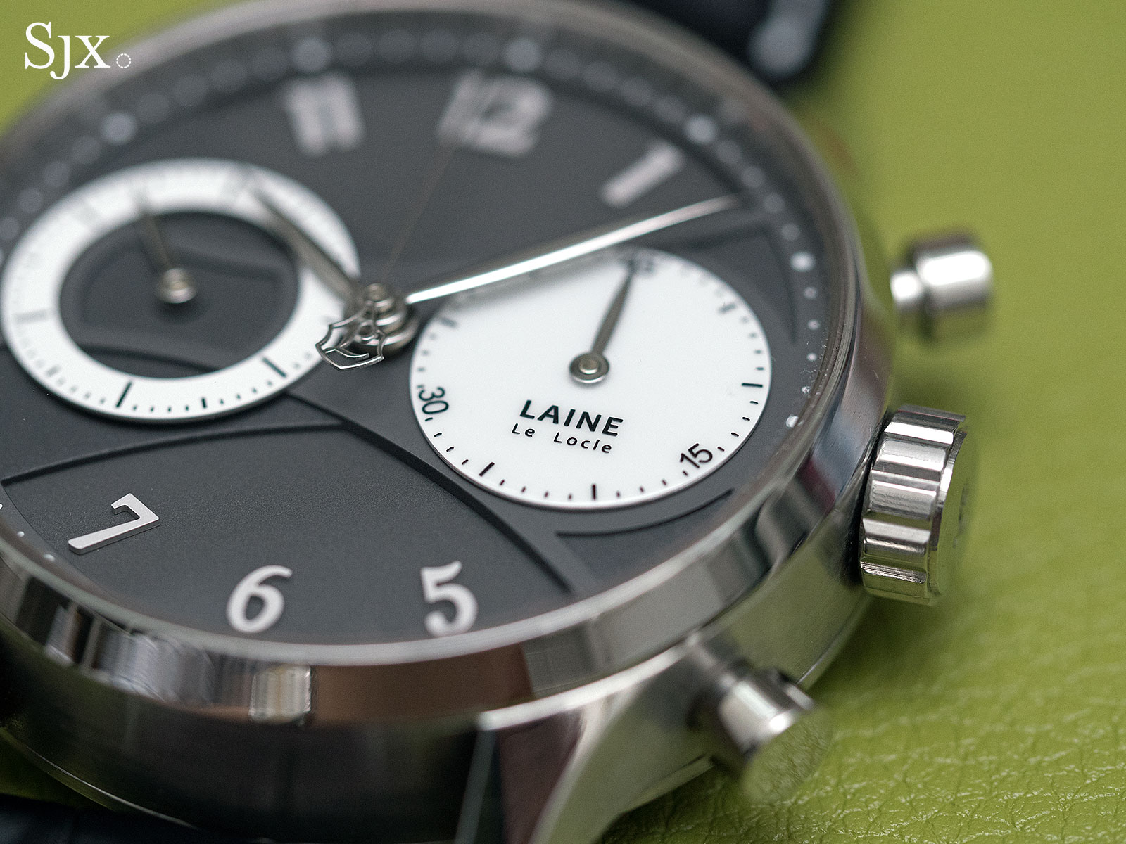 Laine Watches Chronograph Valjoux 22 - 1