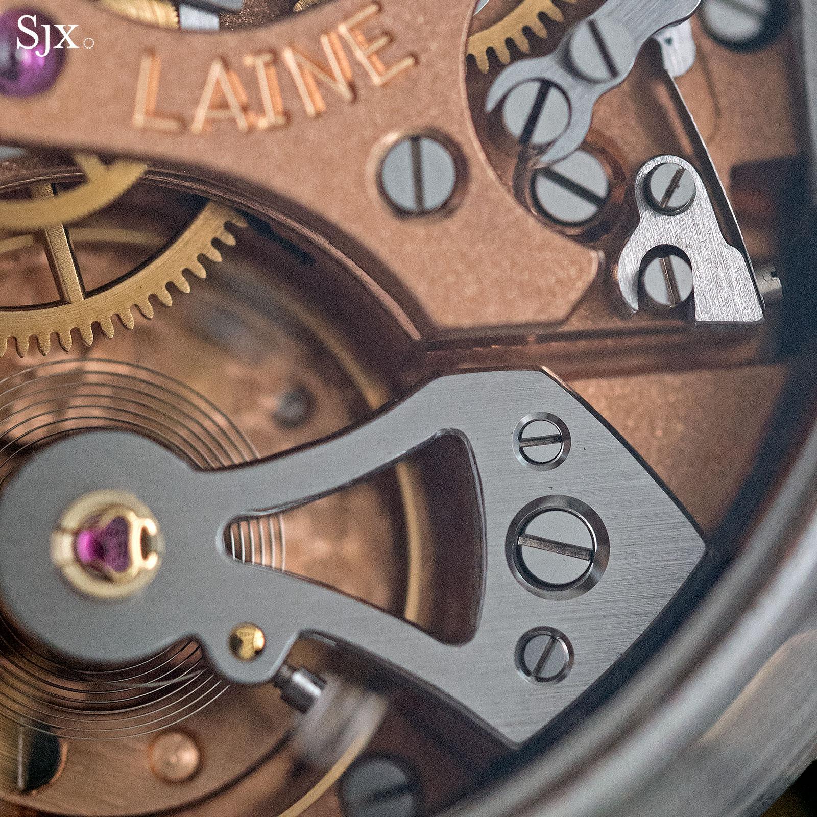 Laine Watches Chronograph Valjoux 22 - 10