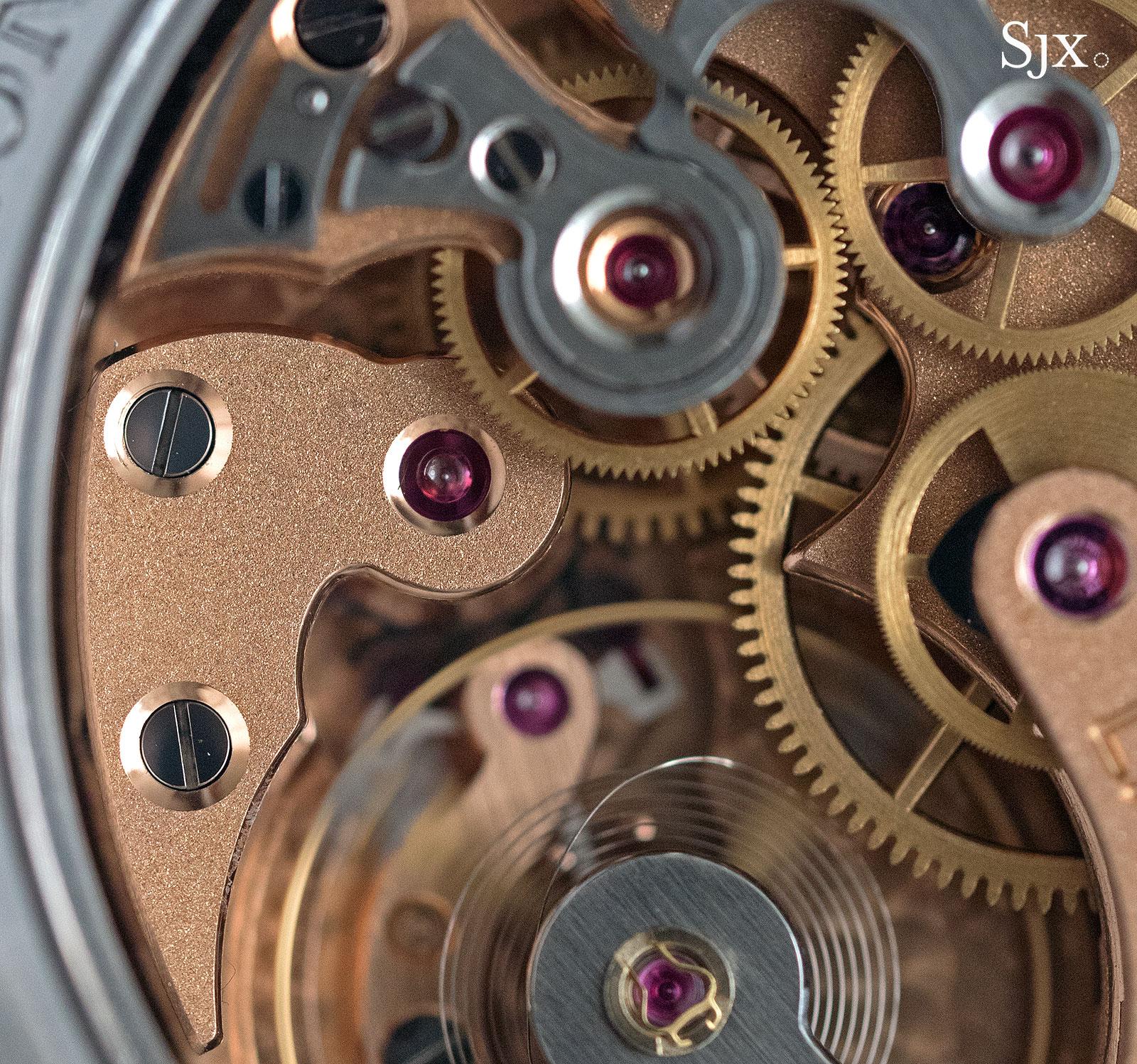 Laine Watches Chronograph Valjoux 22 - 11