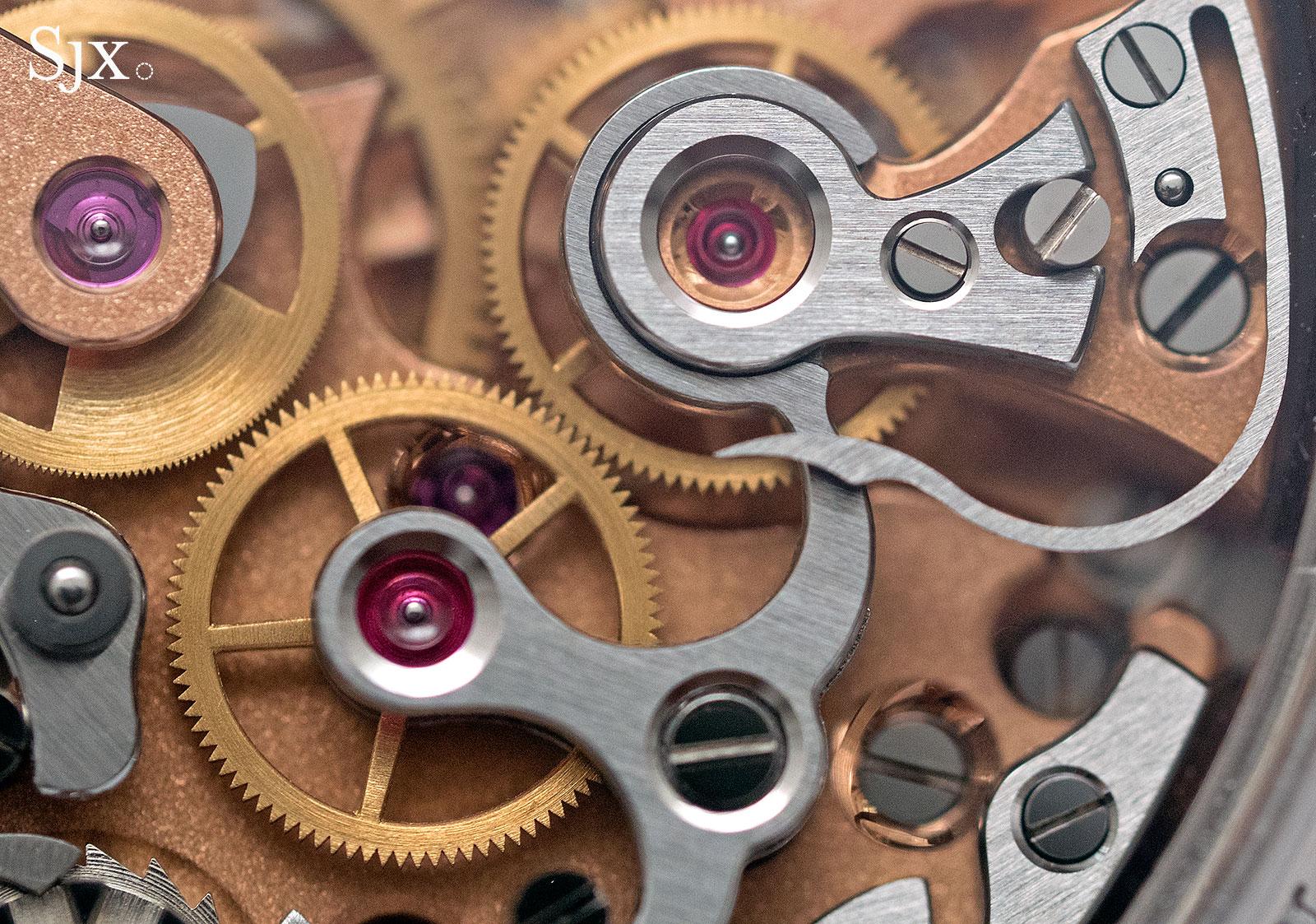 Laine Watches Chronograph Valjoux 22 - 14