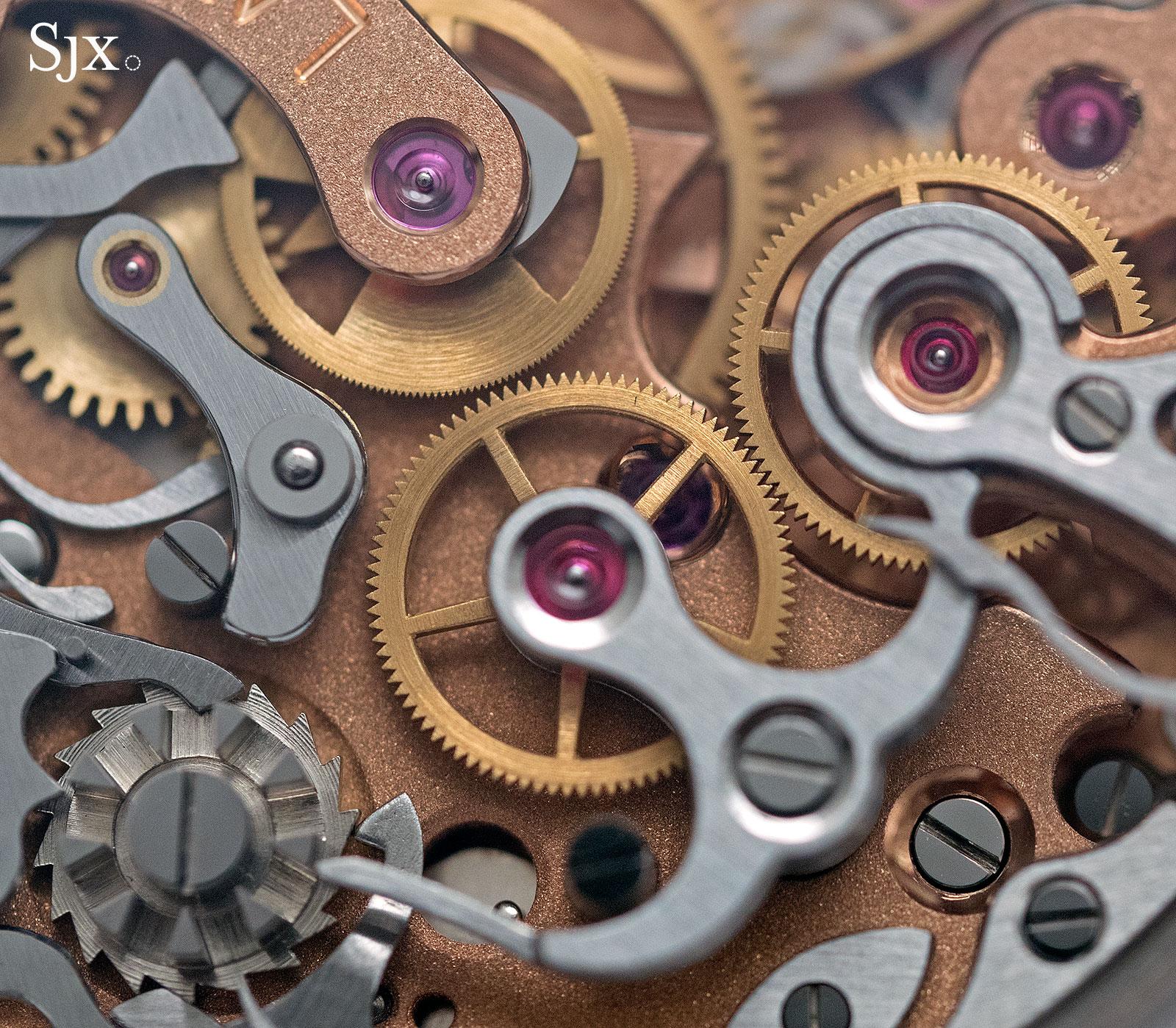 Laine Watches Chronograph Valjoux 22 - 15