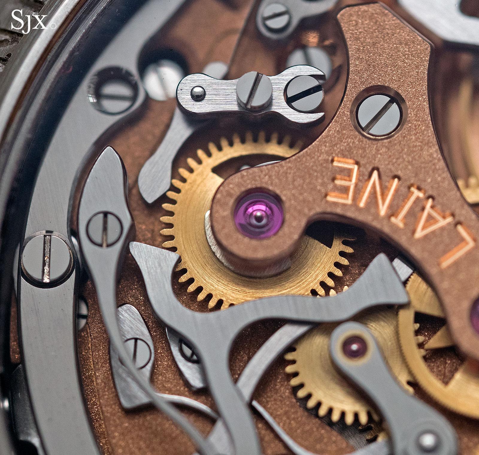 Laine Watches Chronograph Valjoux 22 - 18