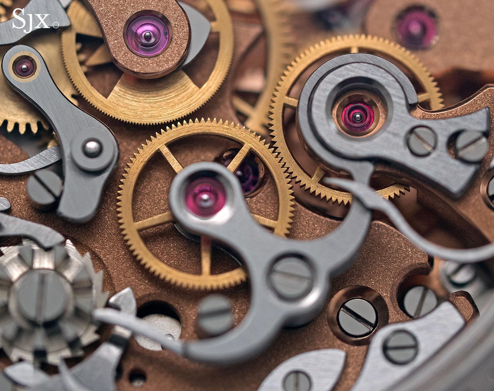 Laine Watches Chronograph Valjoux 22 - 19