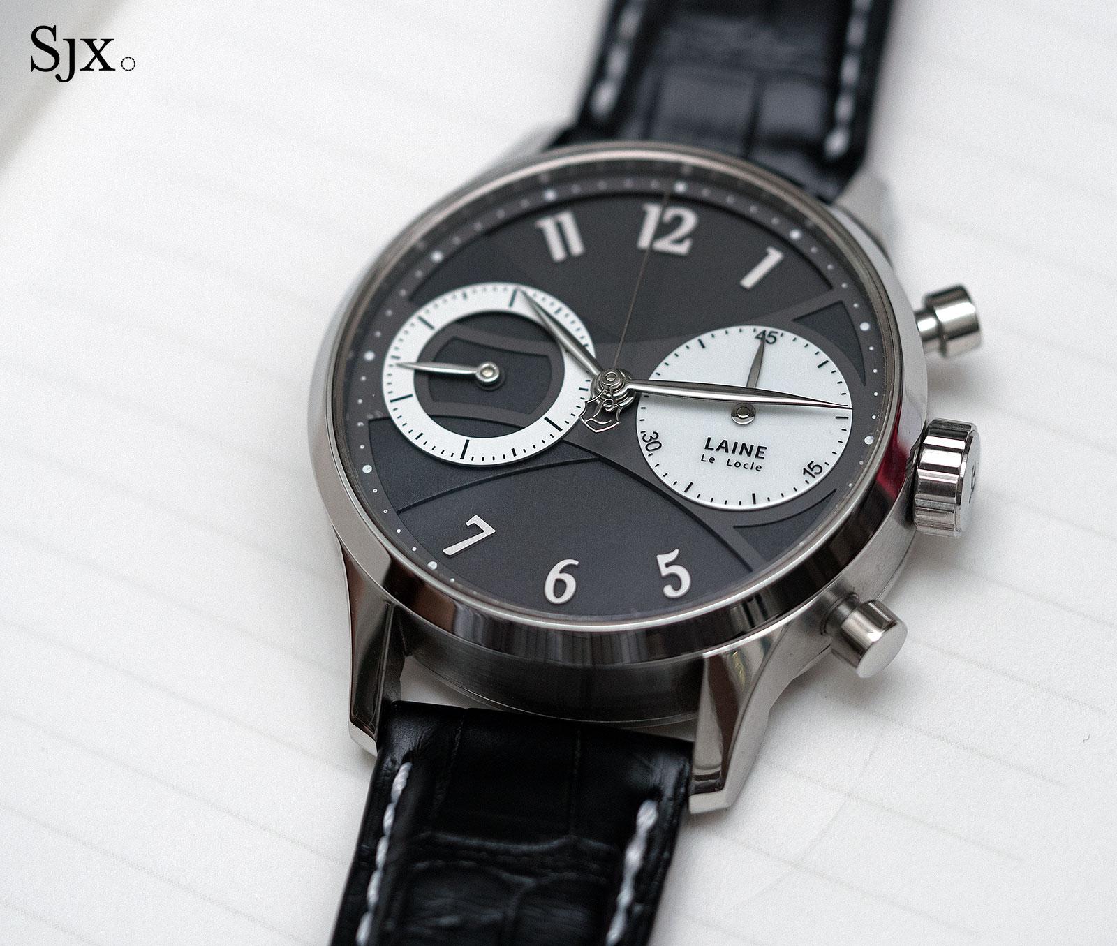Laine Watches Chronograph Valjoux 22 - 4