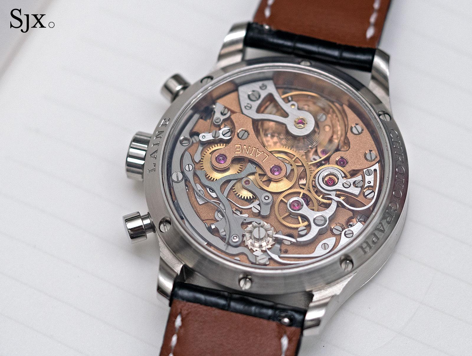Laine Watches Chronograph Valjoux 22 - 5