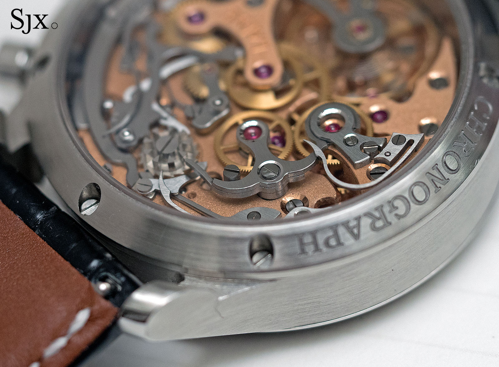 Laine Watches Chronograph Valjoux 22 - 6