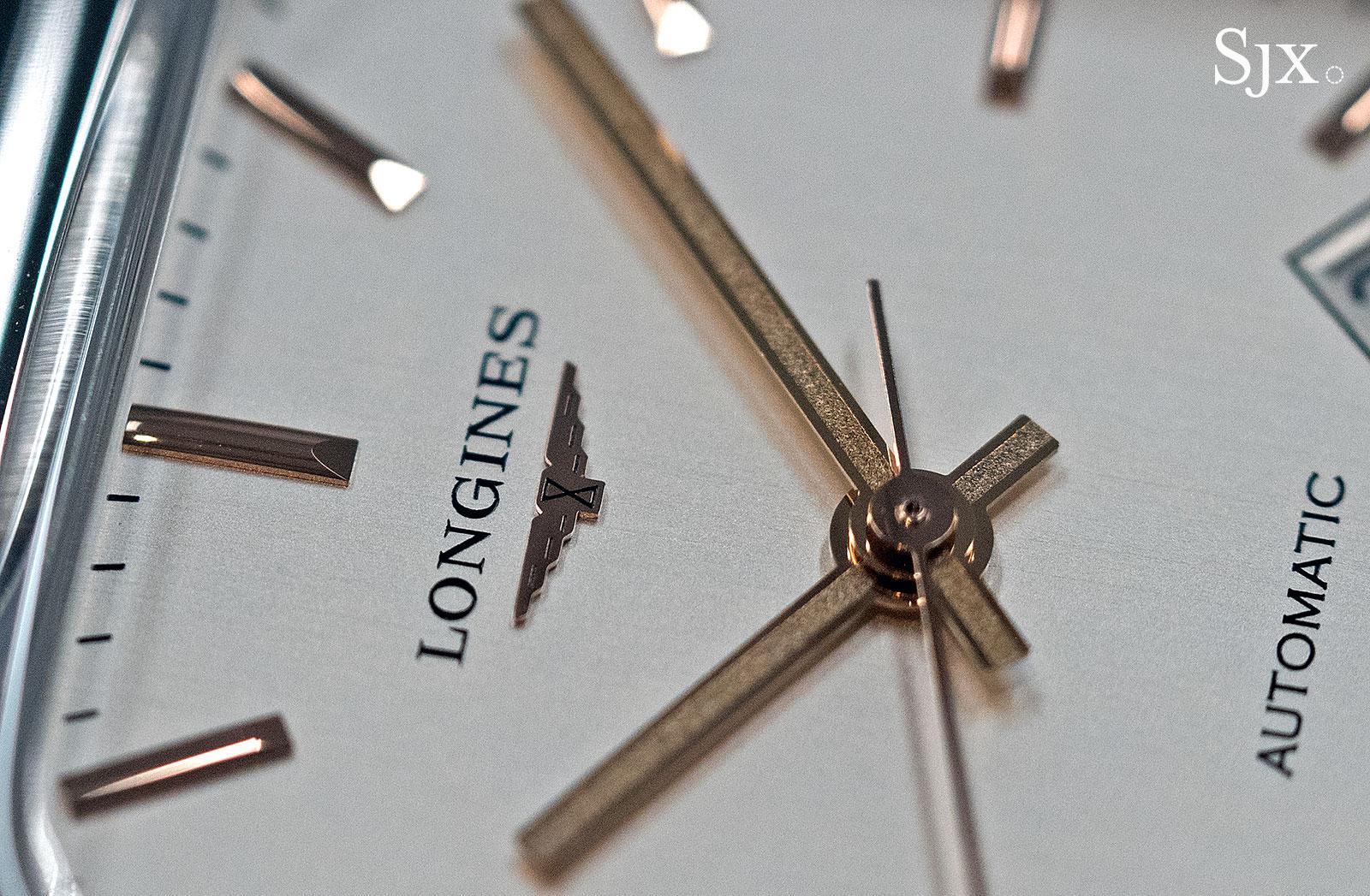 Longines Heritage 1969 steel 3