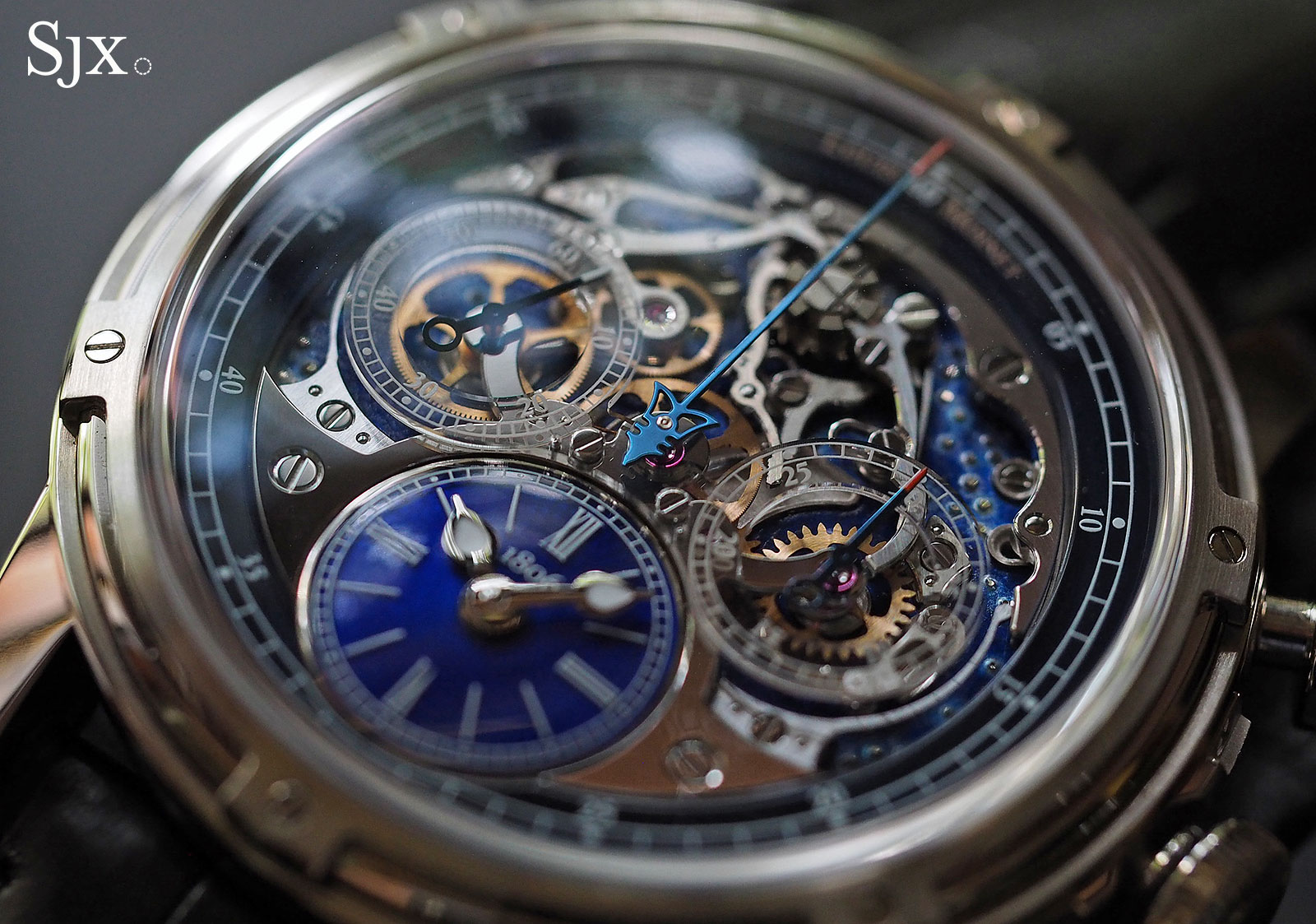 Louis Moinet Memoris 200th Anniversary 1