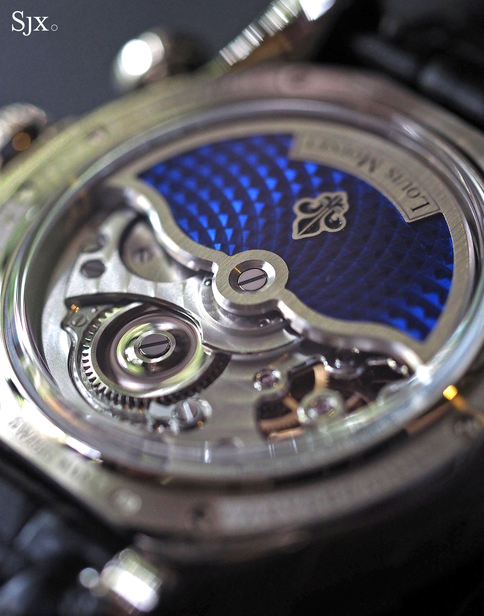 Louis Moinet Memoris 200th Anniversary 10
