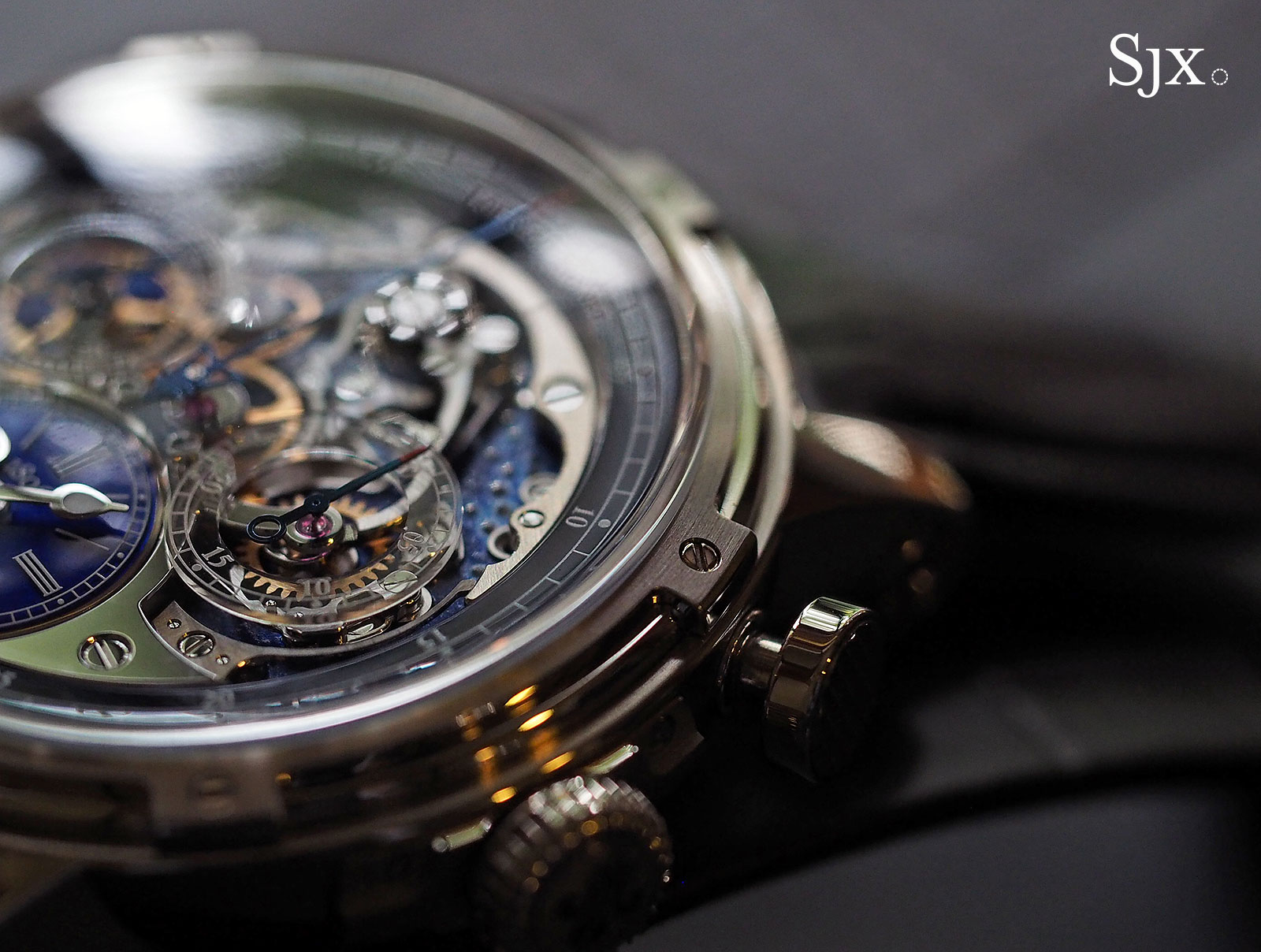 Louis Moinet Memoris 200th Anniversary 11