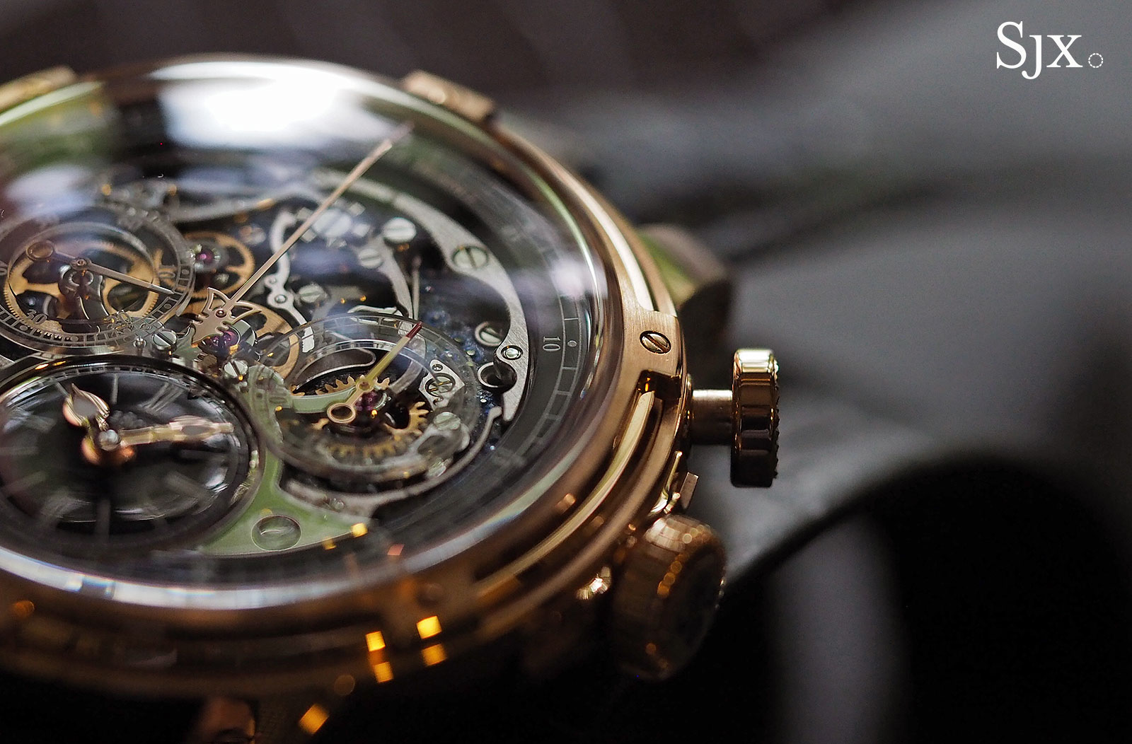 Louis Moinet Memoris 200th Anniversary 12