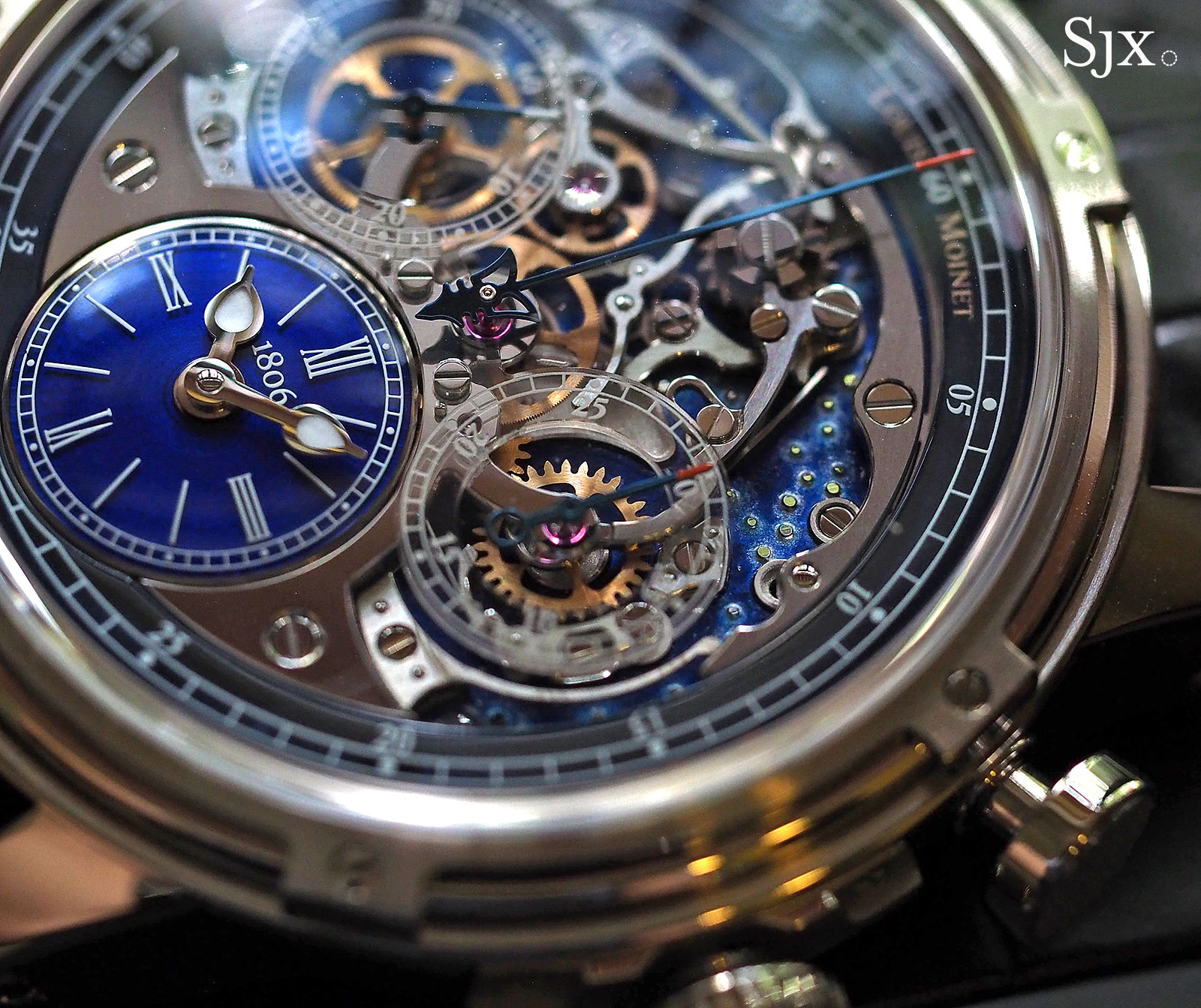 Louis Moinet Memoris 200th Anniversary 2