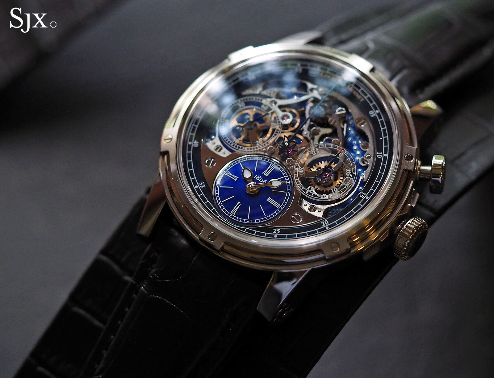 Louis Moinet Memoris 200th Anniversary 6