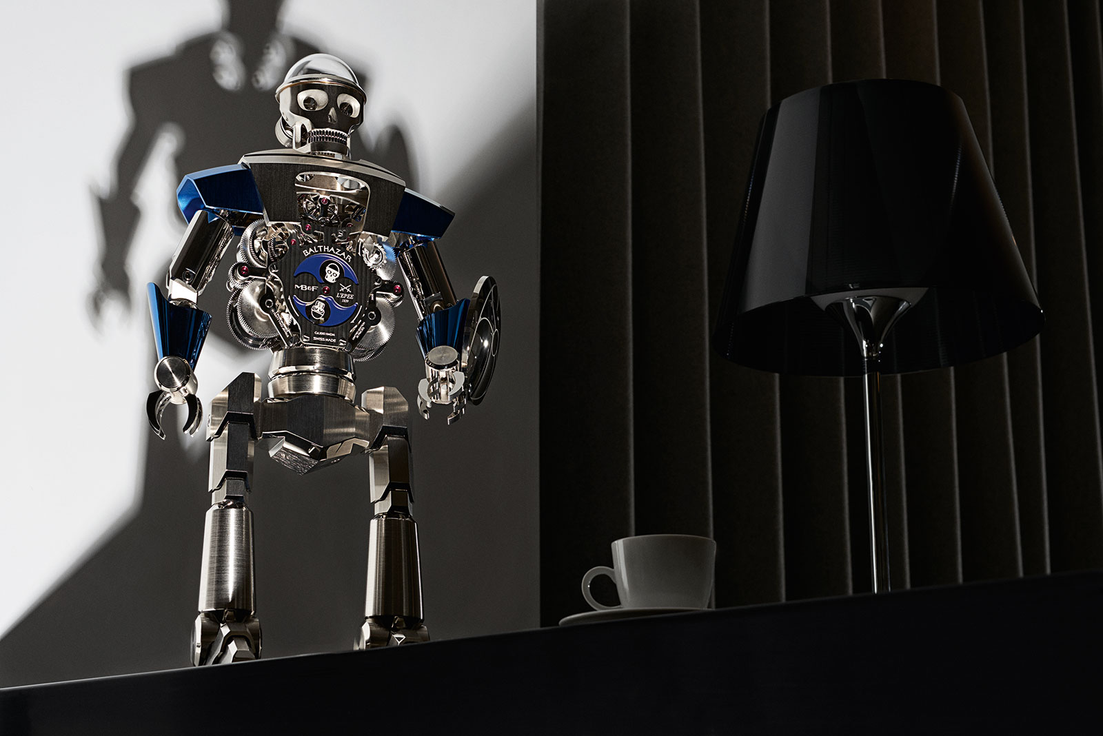MB&F Balthazar Table Clock 5