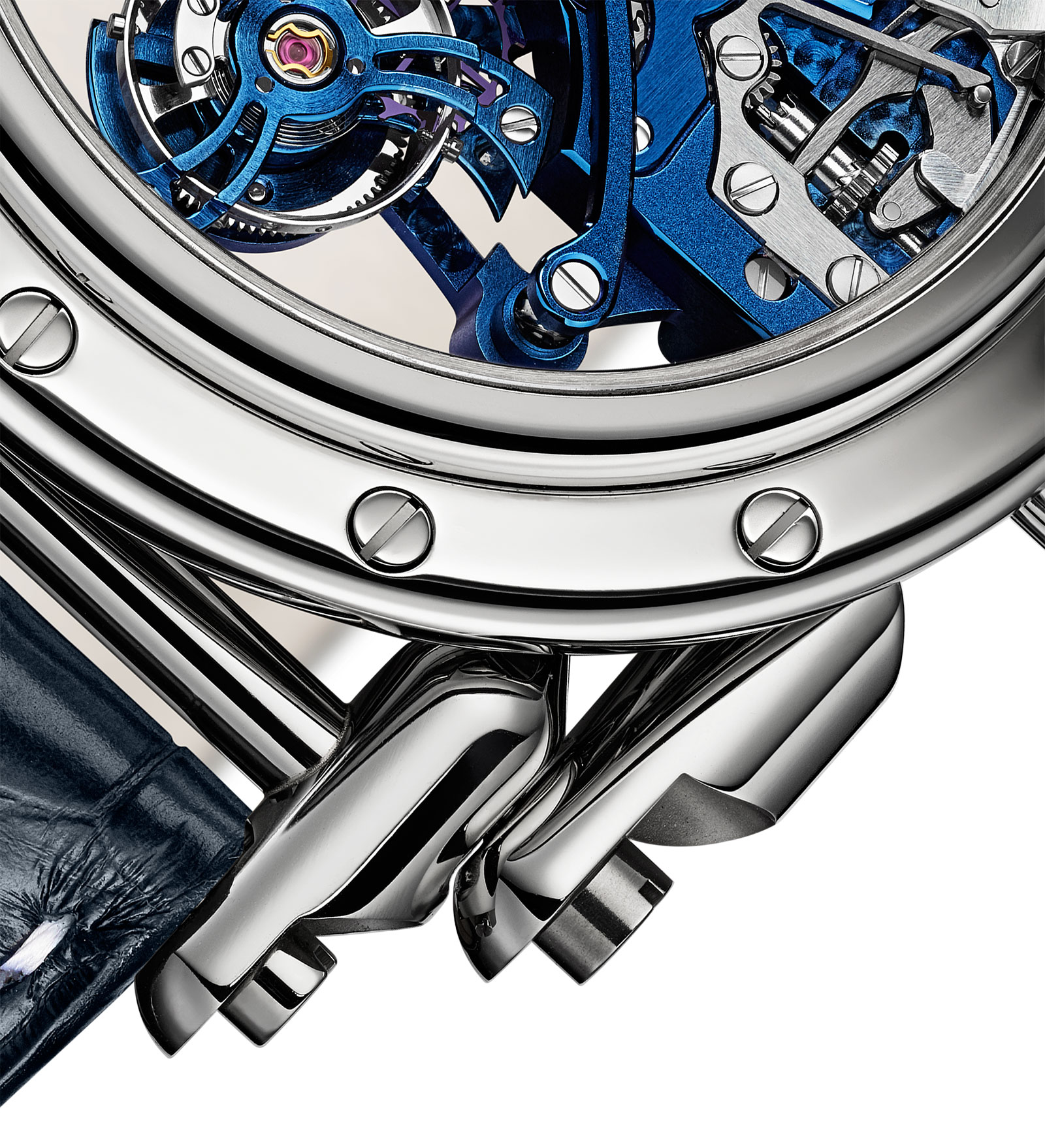 Manufacture Royale Androgyne Royale Steel 1