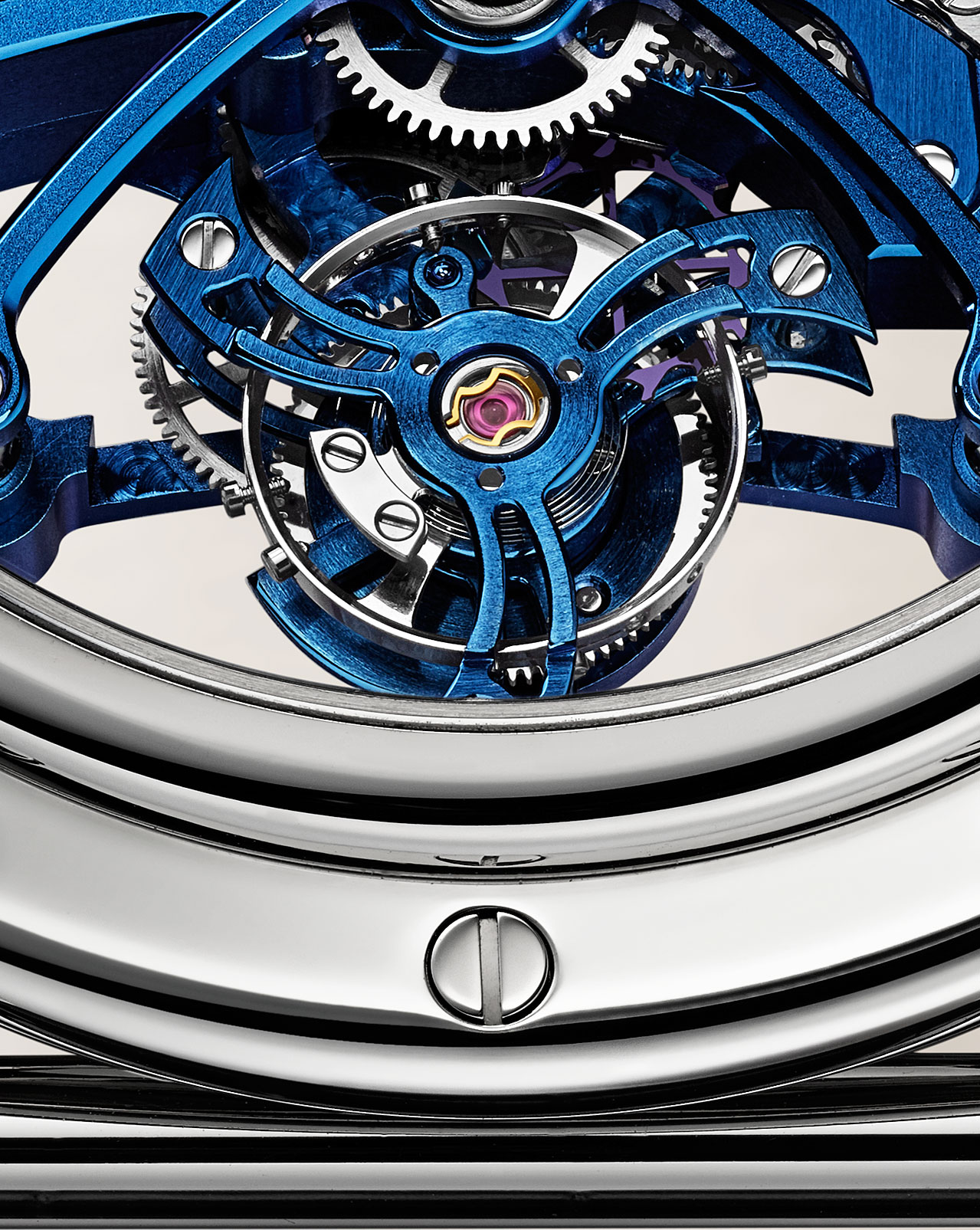 Manufacture Royale Androgyne Royale Steel 2