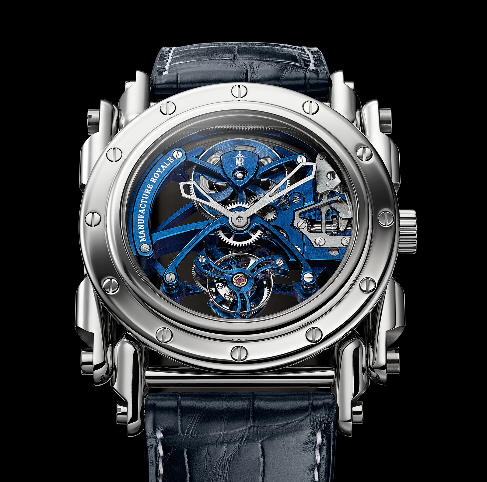 Manufacture Royale Androgyne Royale Steel 3