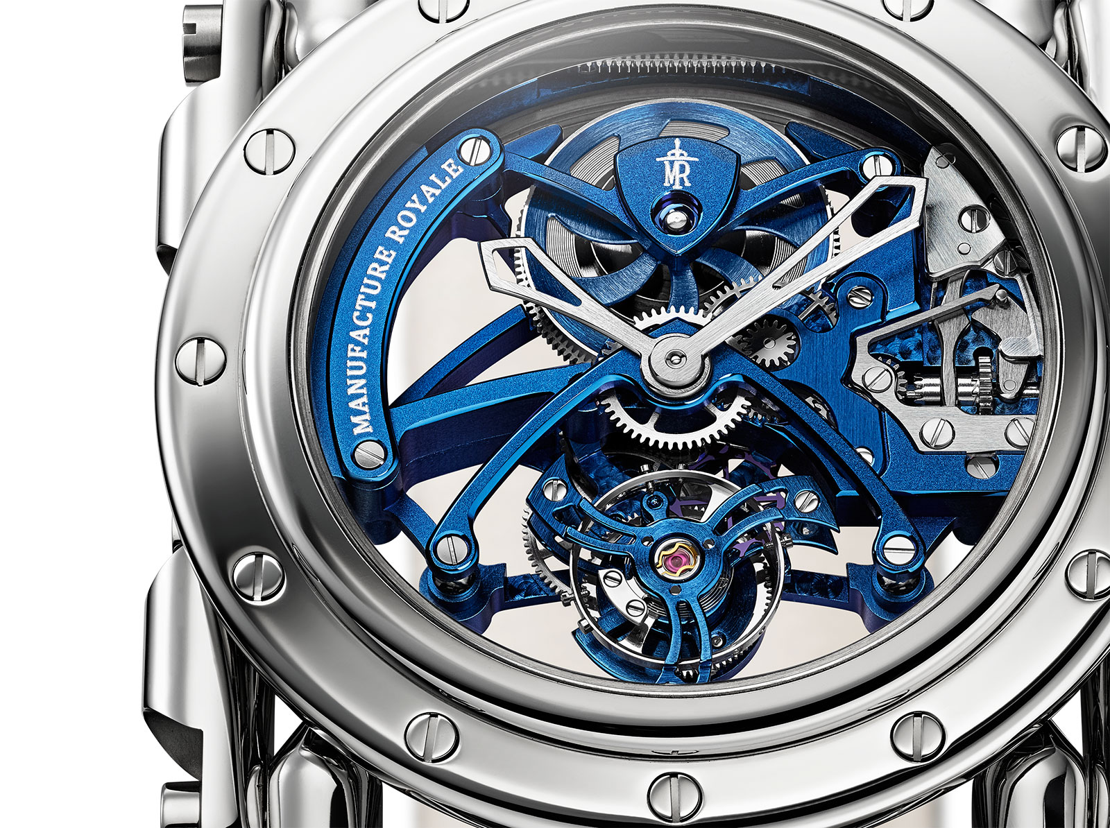 Manufacture Royale Androgyne Royale Steel 4