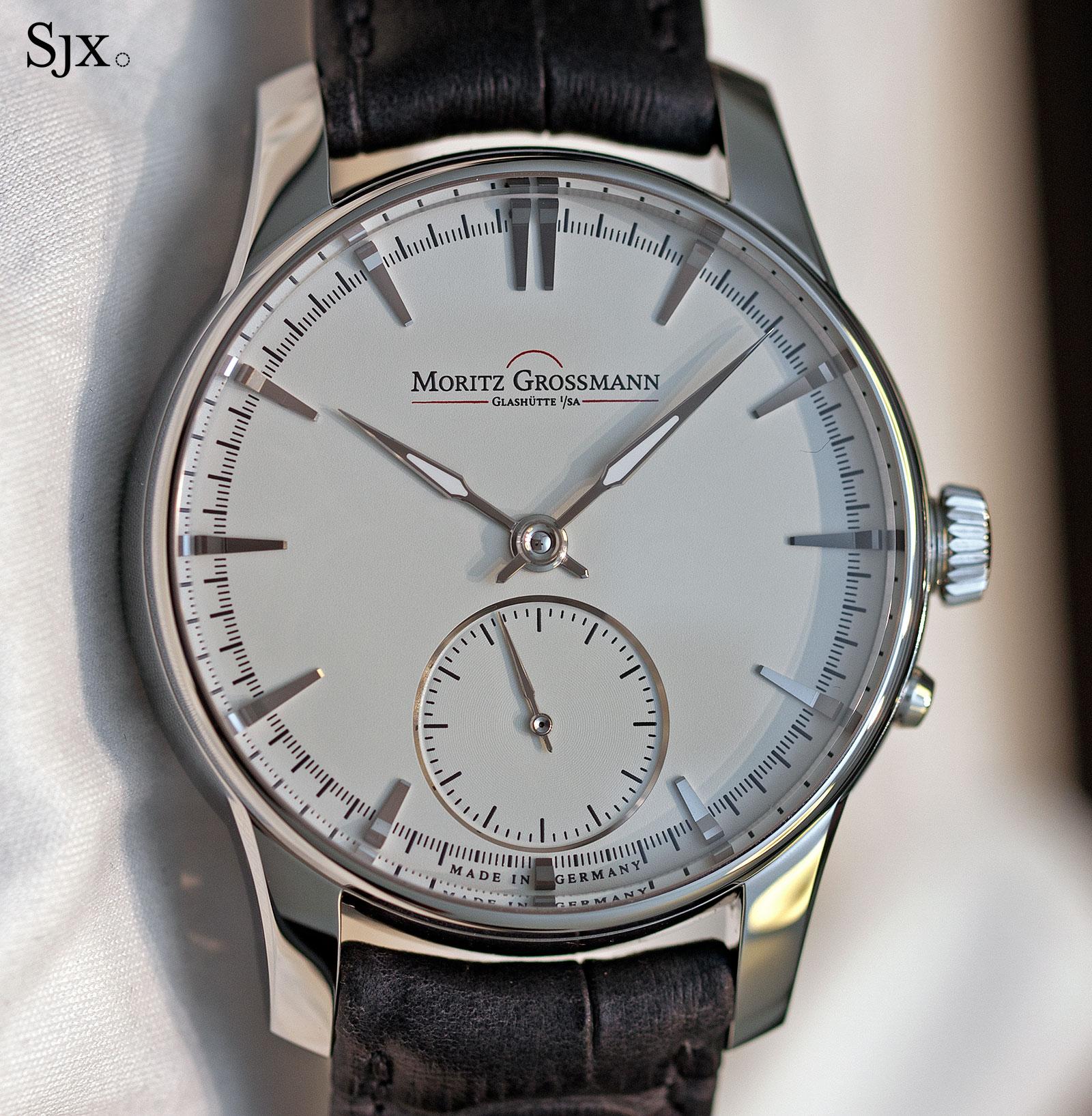 Moritz Grossmann Atum Pure steel 1