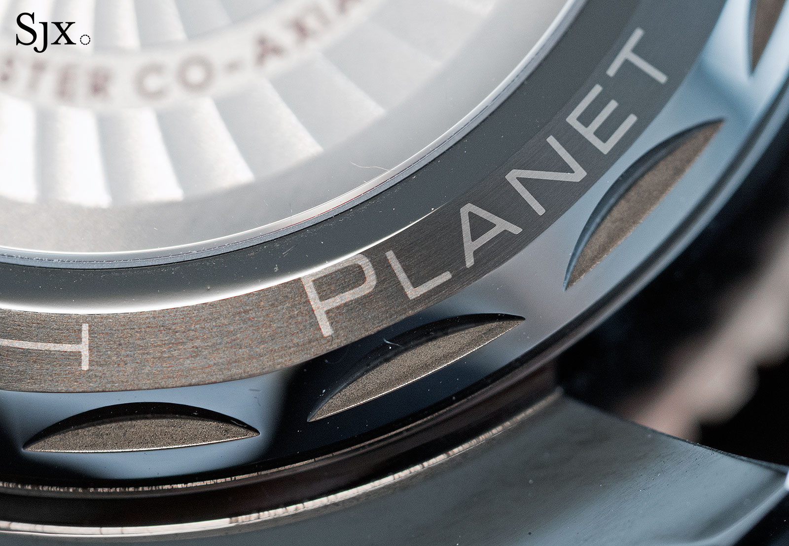 Omega Planet Ocean Deep Black calibre 8906 - 5