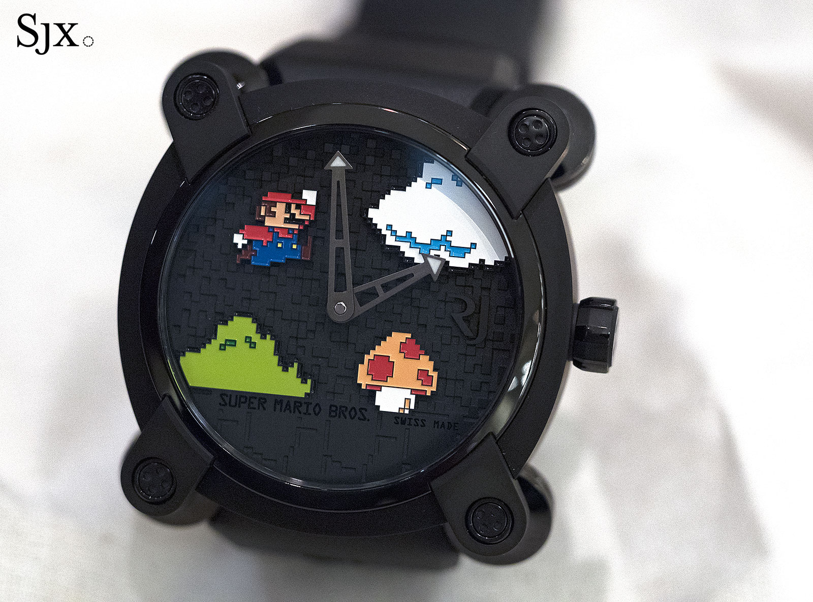 Romain Jerome Super Mario Bros 3