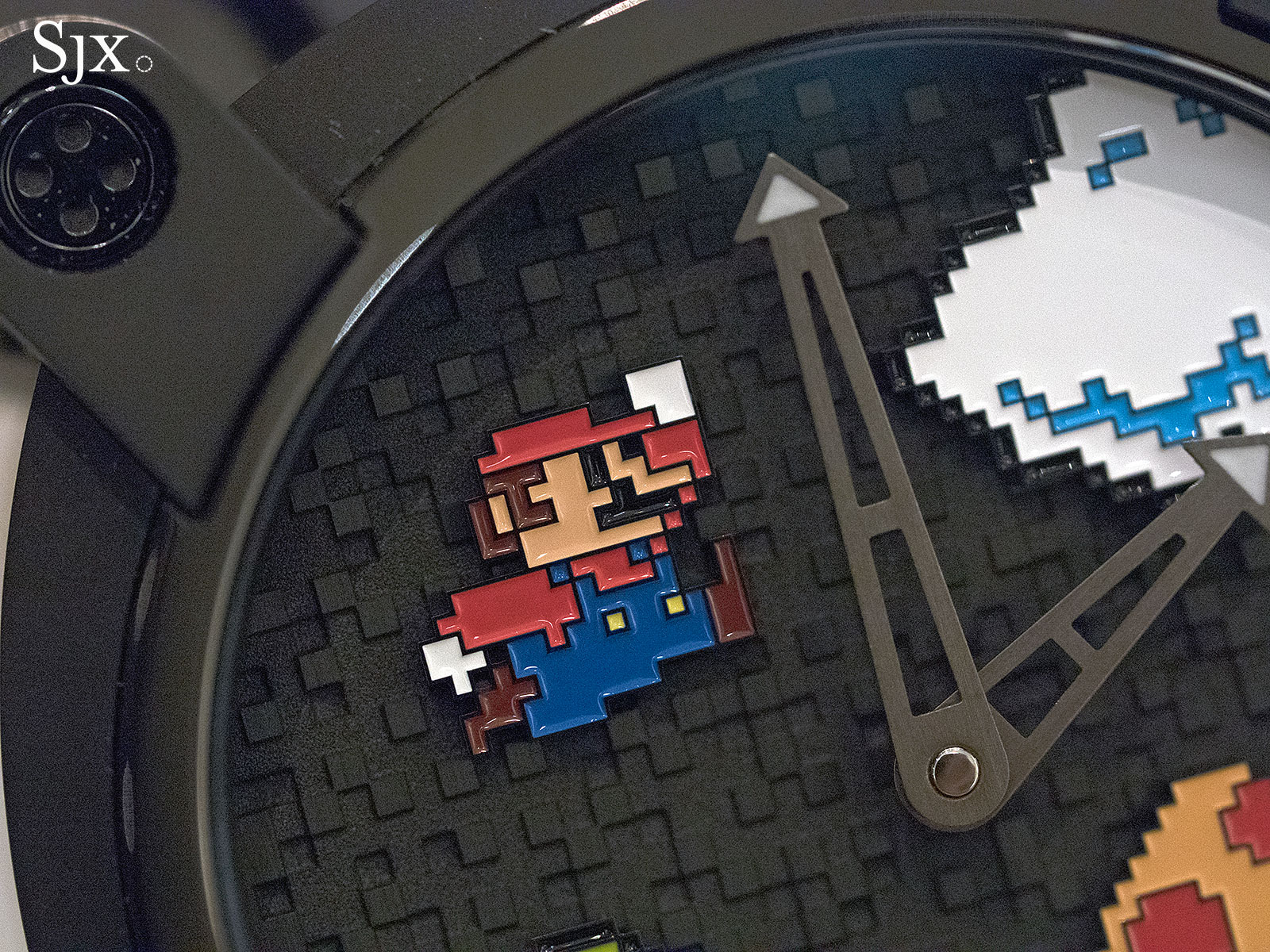 Romain Jerome Super Mario Bros 4