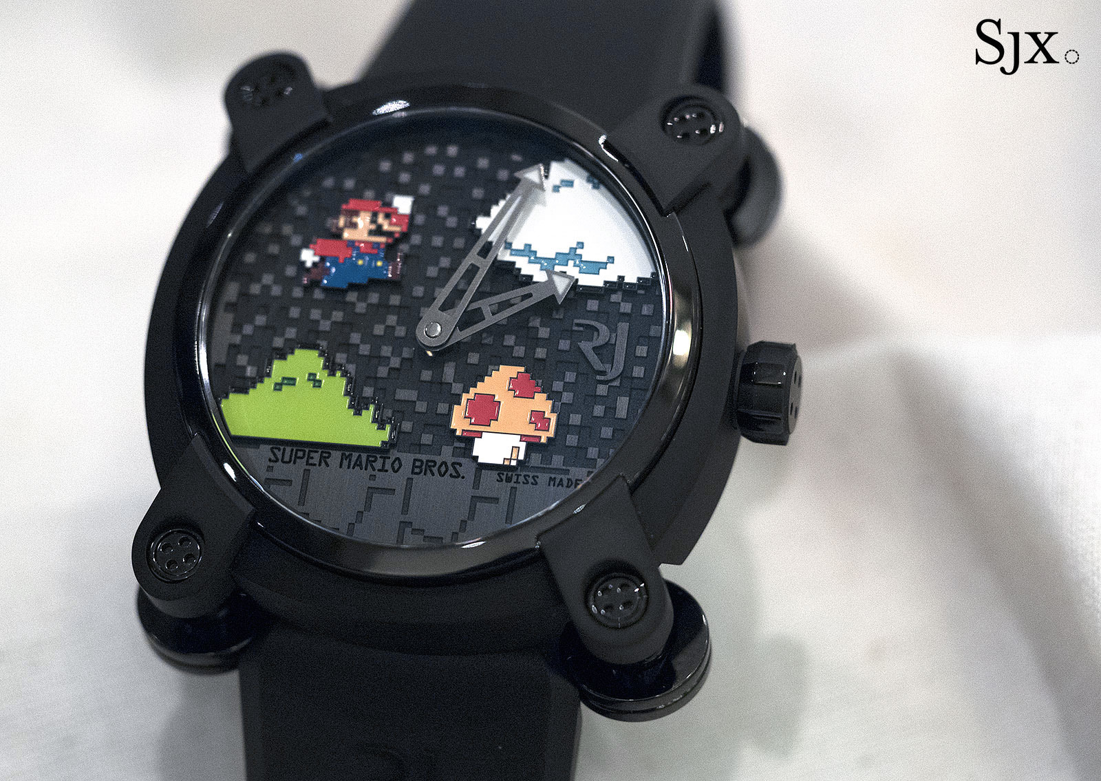 Romain Jerome Super Mario Bros 6